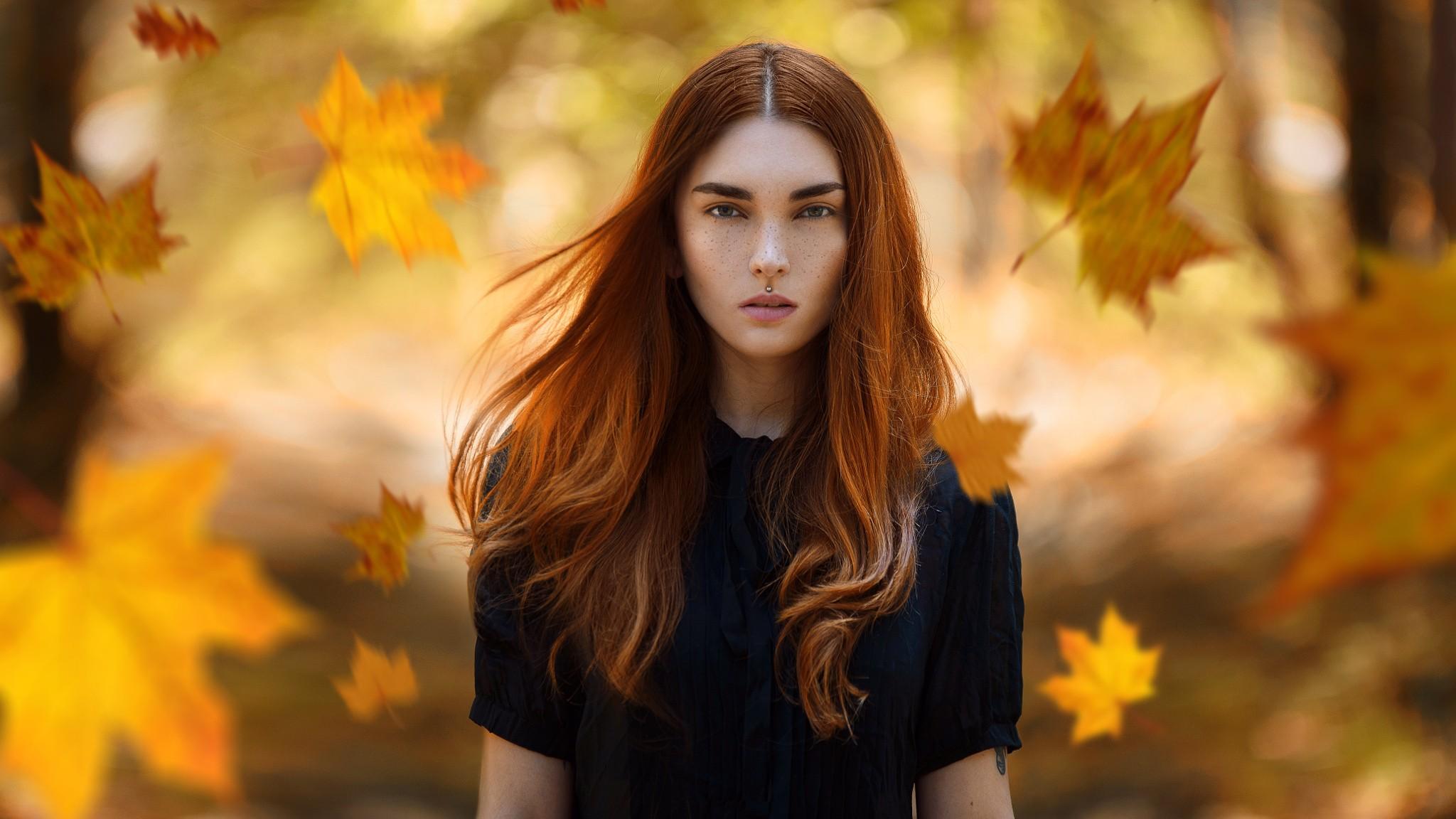 Осень картинки красивые с людьми