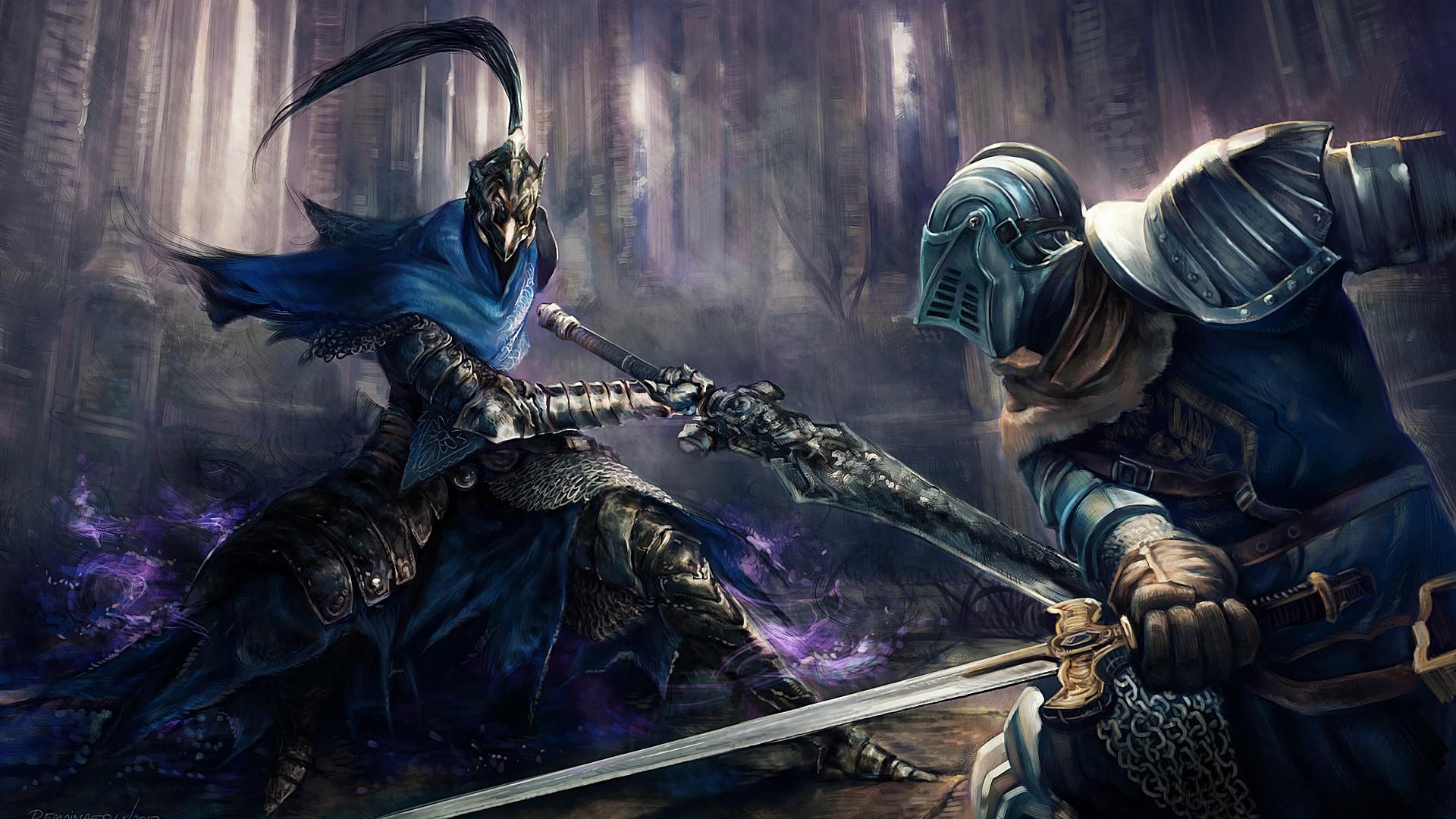 Fantasy Art Dark Souls Artorias The Abysswalker Games Screenshot Computer Wallpaper Pc Game