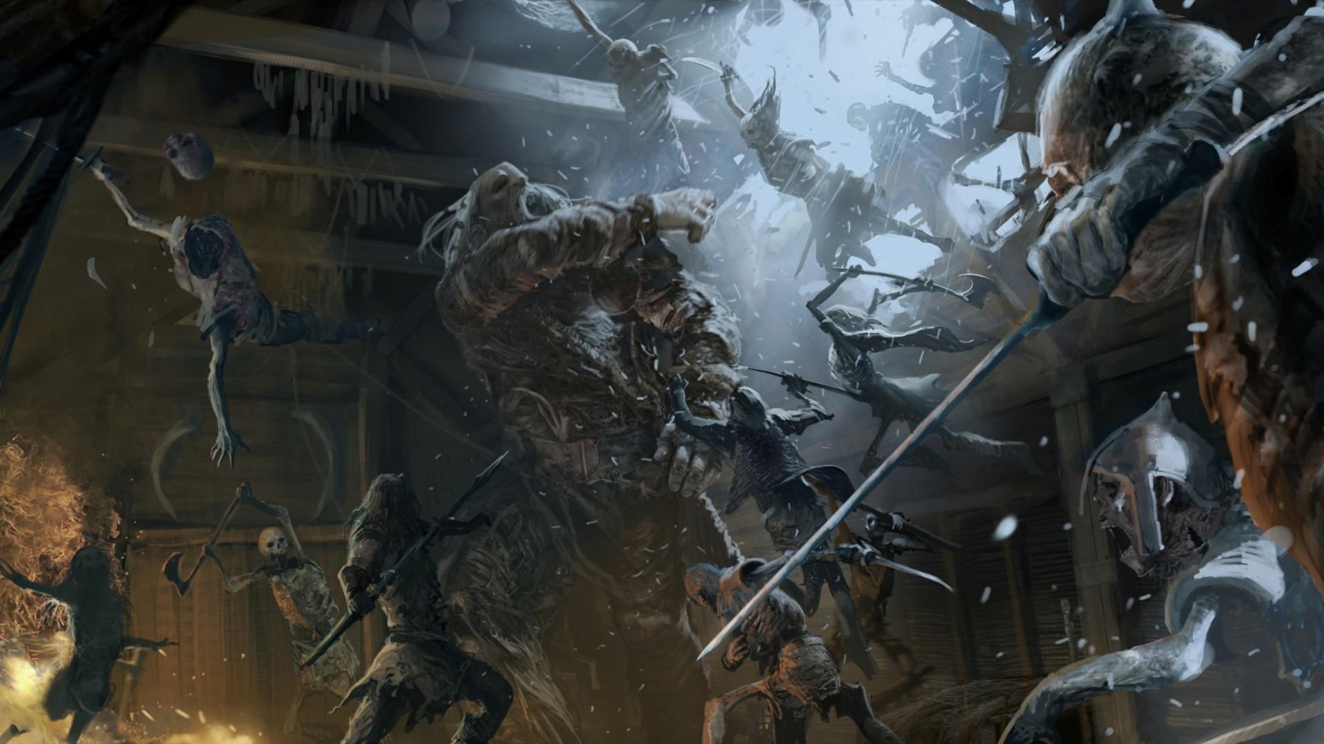 Wallpaper Fantasy Art Game Of Thrones Giant Screenshot Mecha