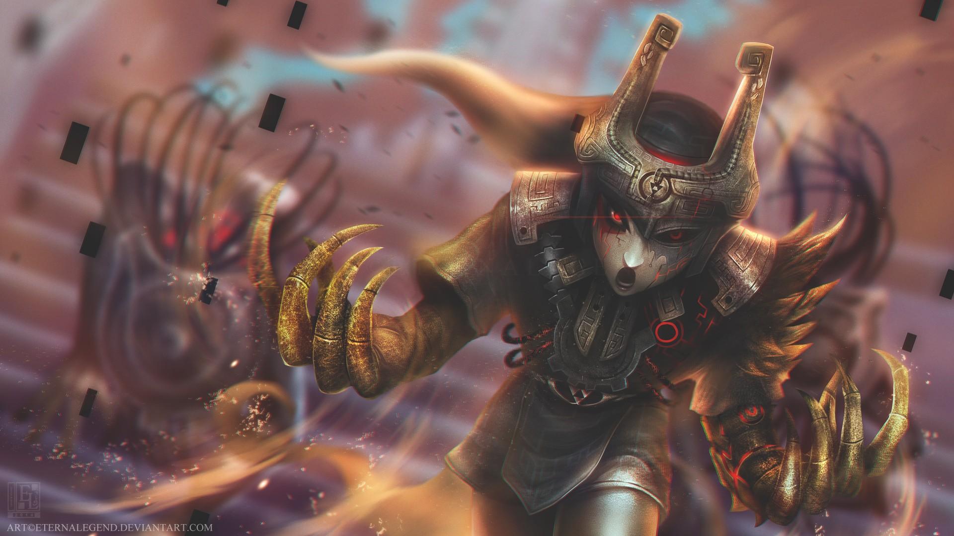 Wallpaper Fantasy Art The Legend Of Zelda Mythology The