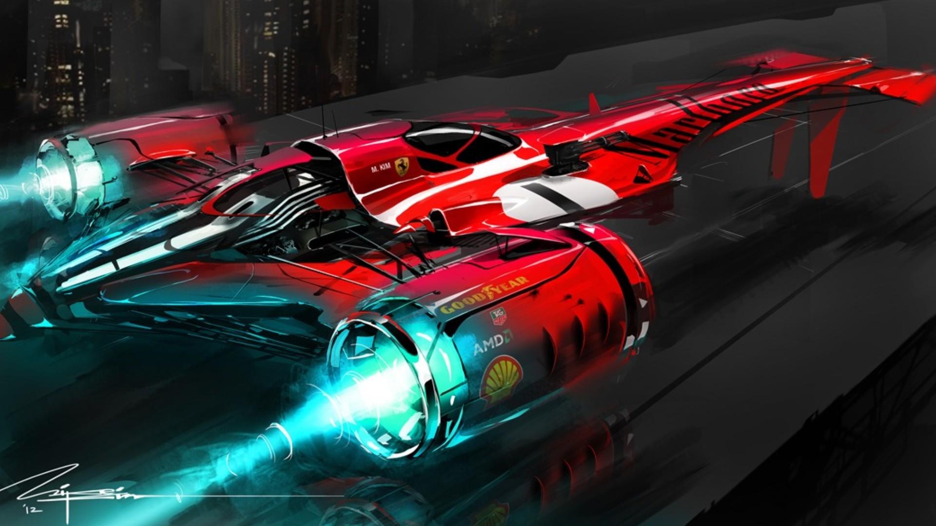 D Fast Car Racing Games