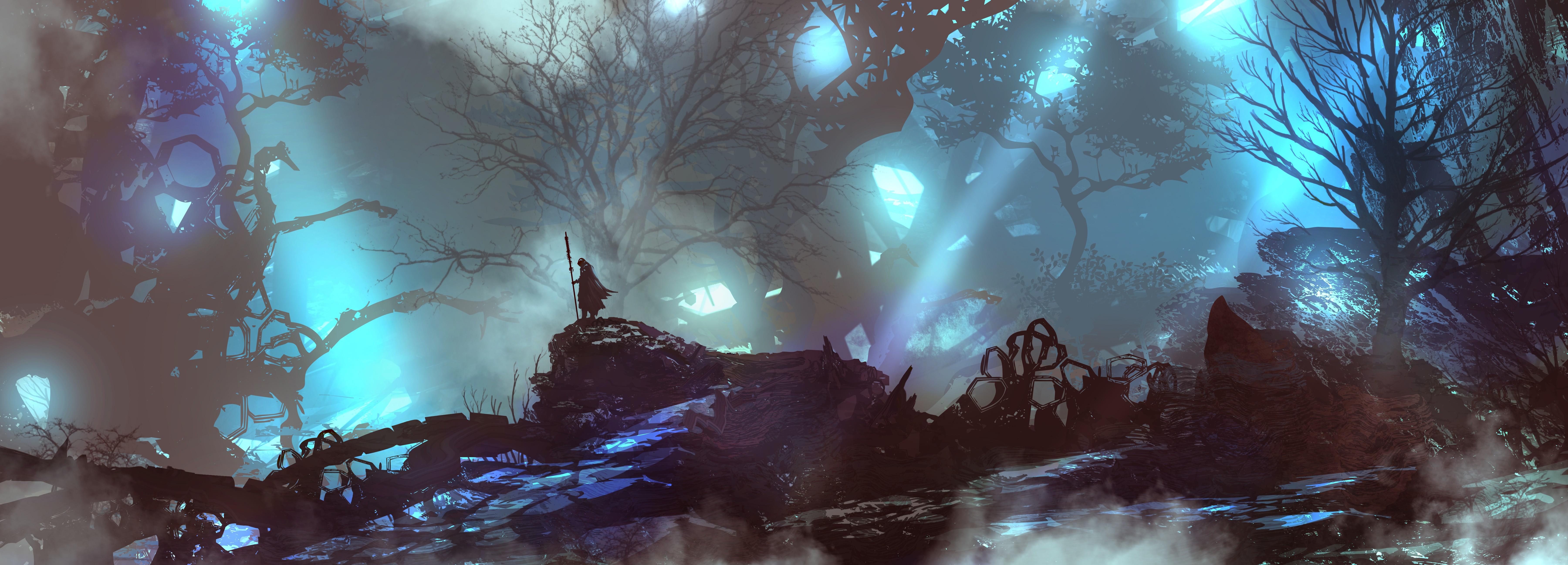 Wallpaper Fantasy Art Digital Art Artwork Warrior