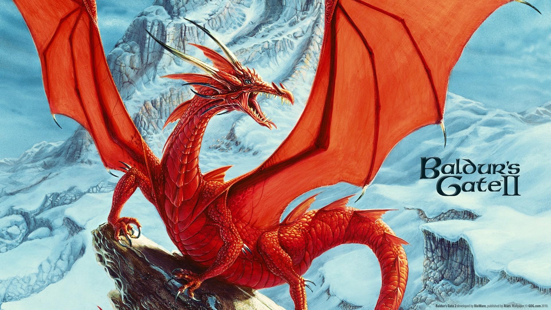 Wallpaper Fantasy Art Red Dragon Mythology Wing