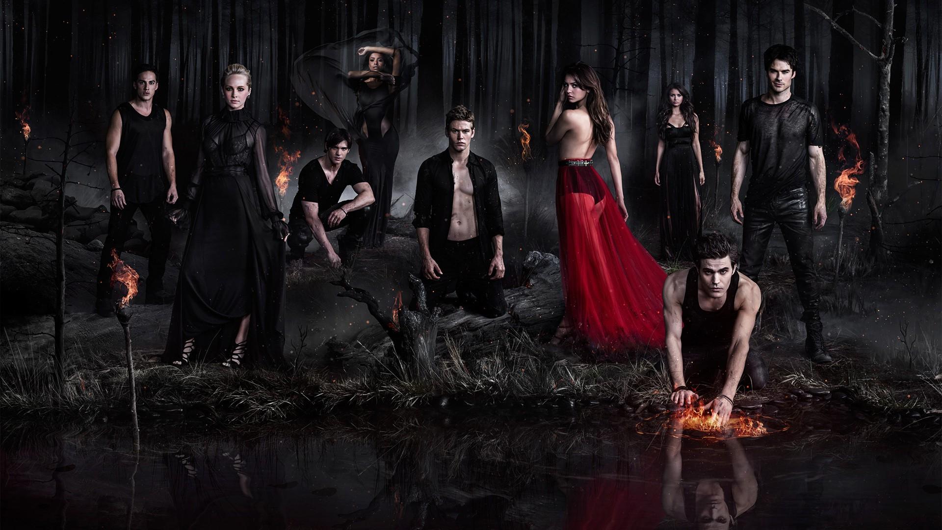 wallpaper fashion midnight nina dobrev the vampire diaries rh wallhere com