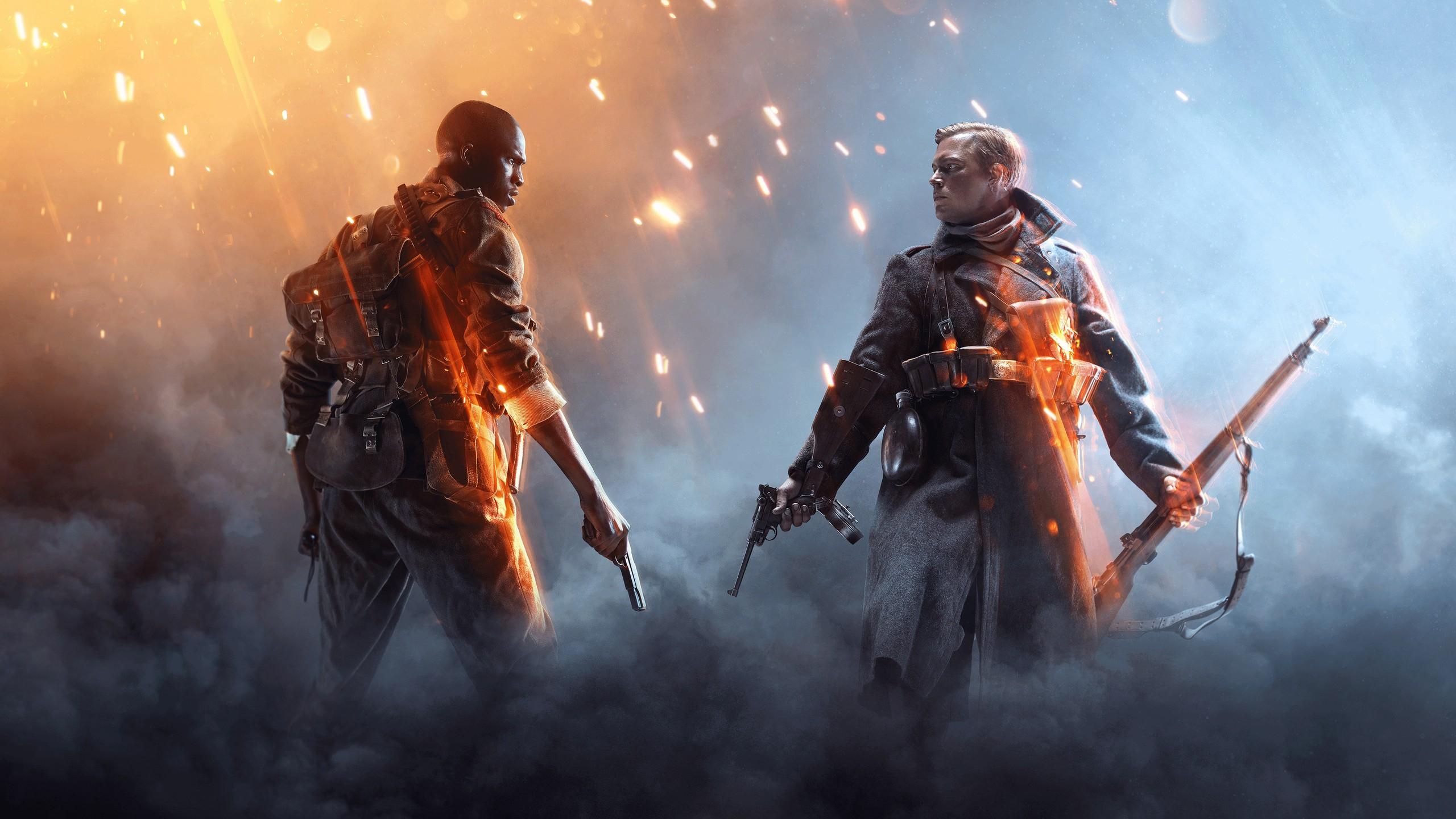 Wallpaper Fire World War I Pc Gaming Battlefield 1