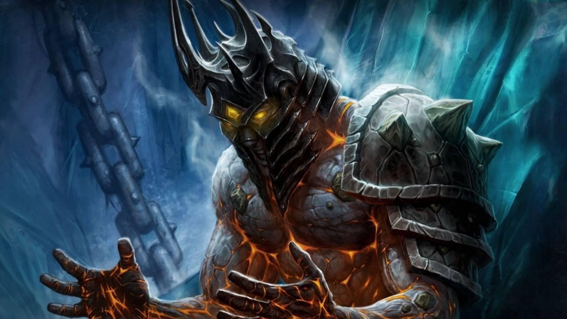 Wallpaper Fire Dragon Warcraft Mythology Art Screenshot