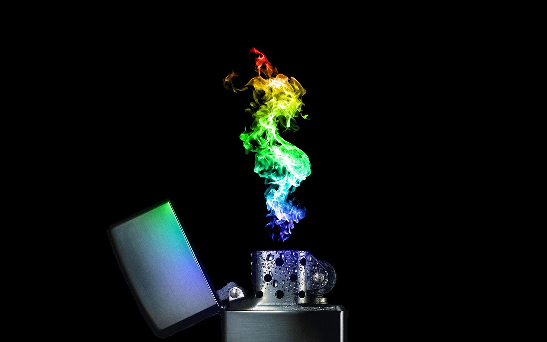 Fire Lighter Light Lighting Flame Darkness Screenshot