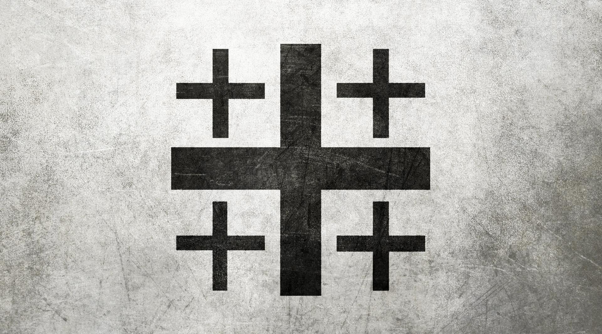 Wallpaper Salib Gambar N rend dan VIRAL