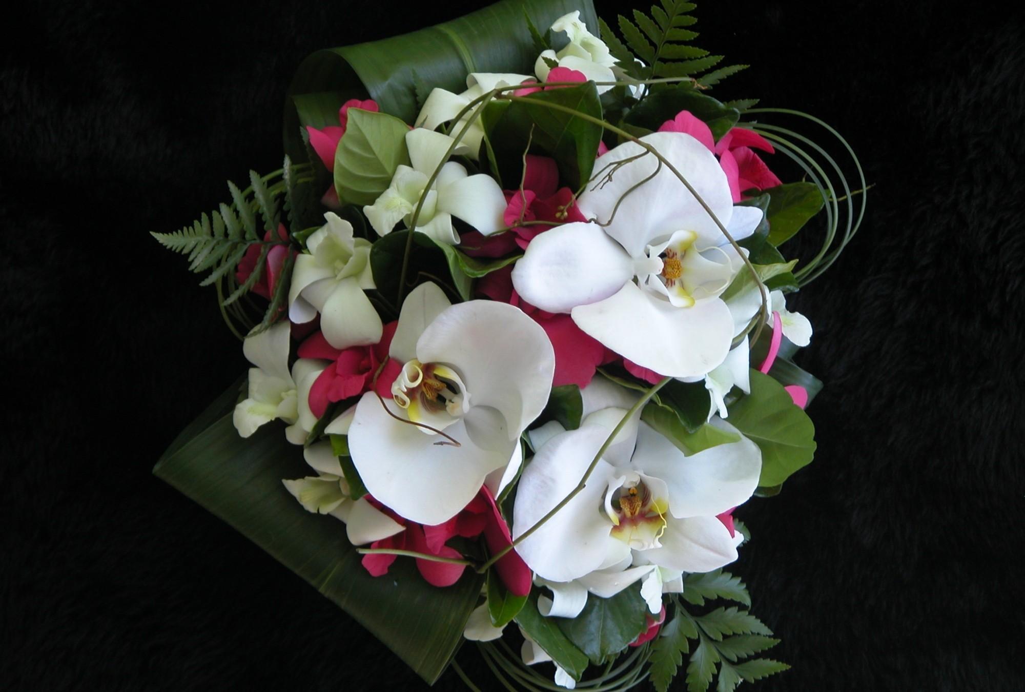 неизвестного зверя букеты из орхидей необычные фото есть, если