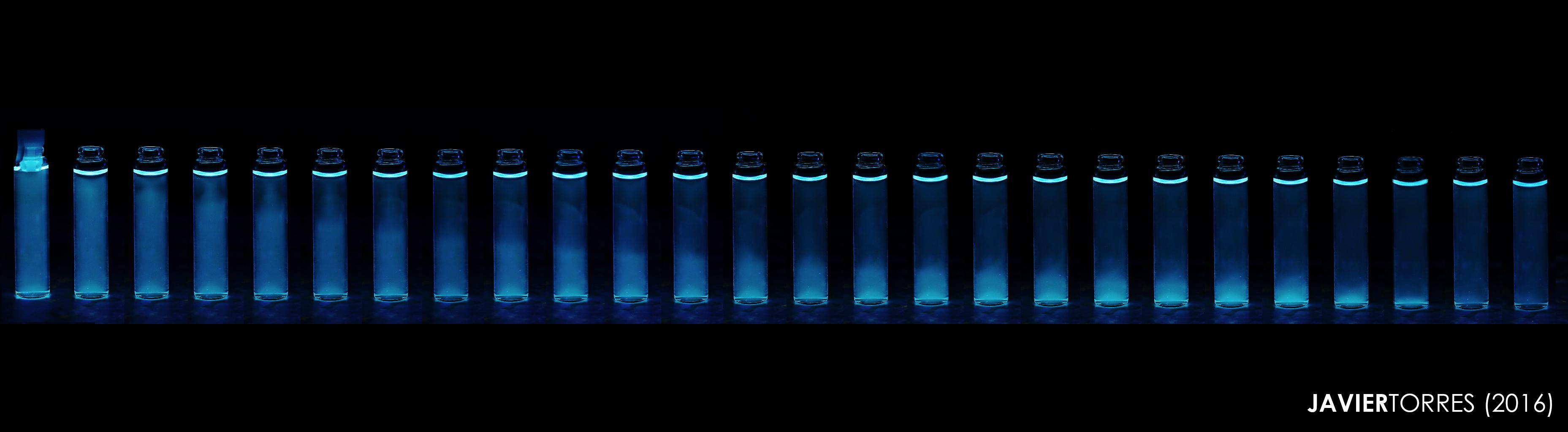 Wallpaper Fluorescencia Fluorescence Fluorescent