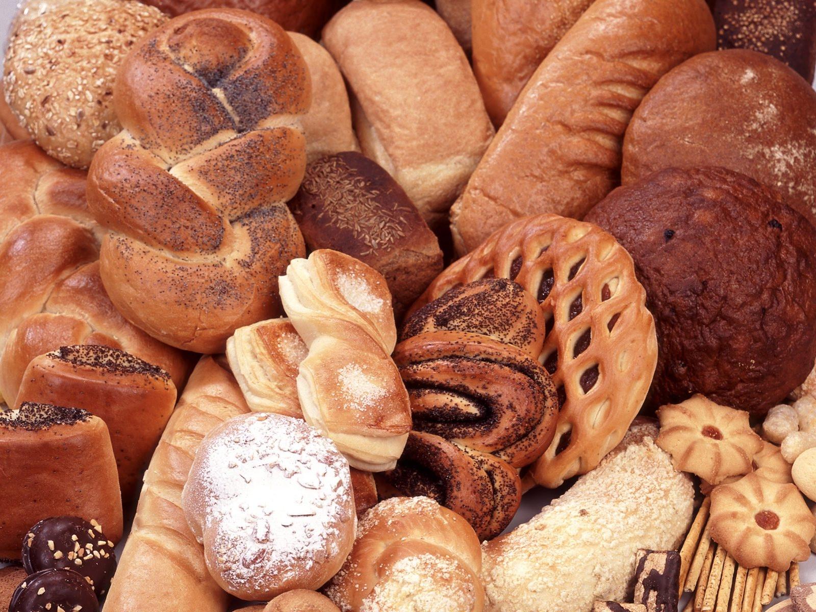 Картинки хлебобулочных изделия