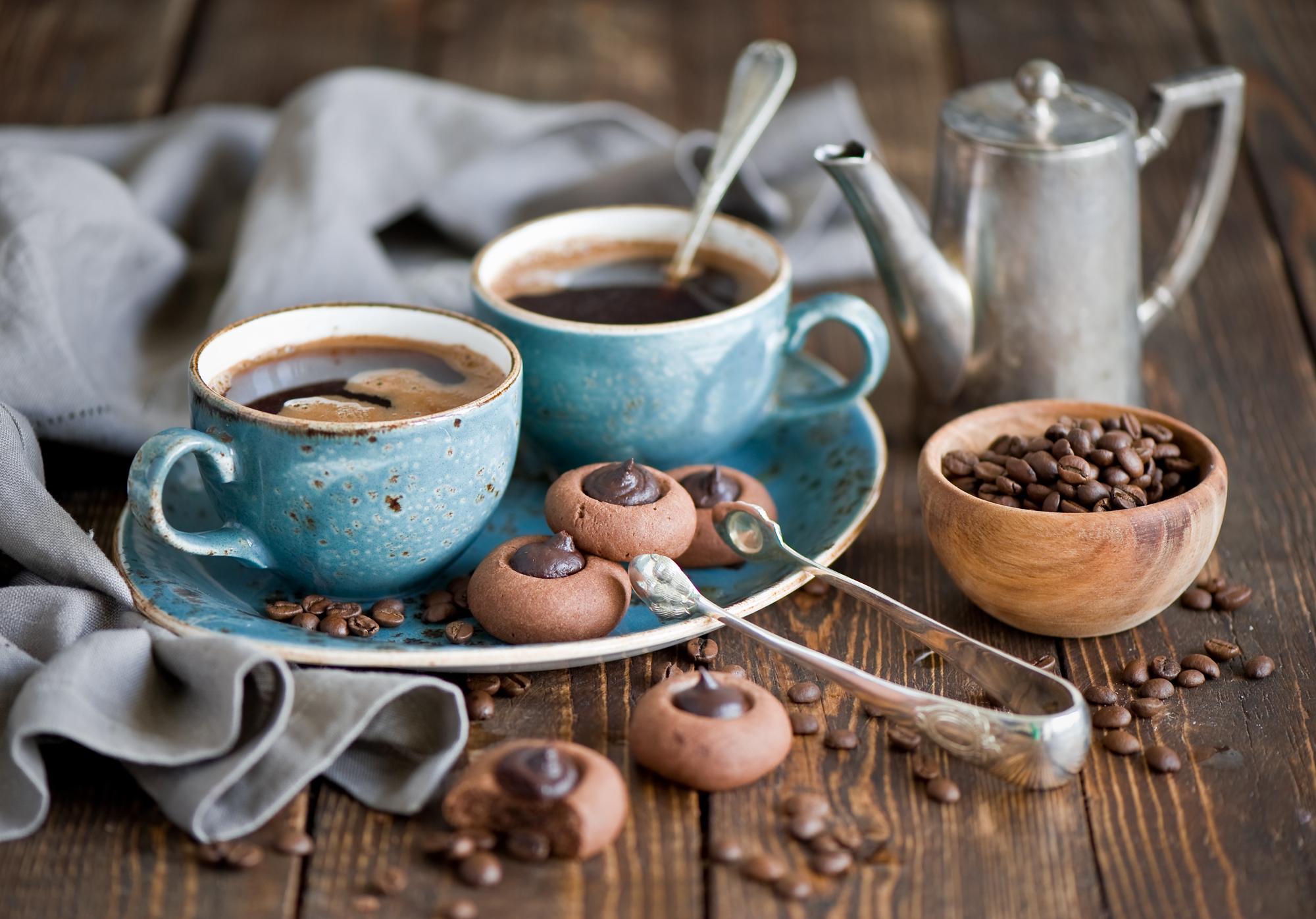 существенную две чашки кофе и кофейник картинки шуточные поздравления днем