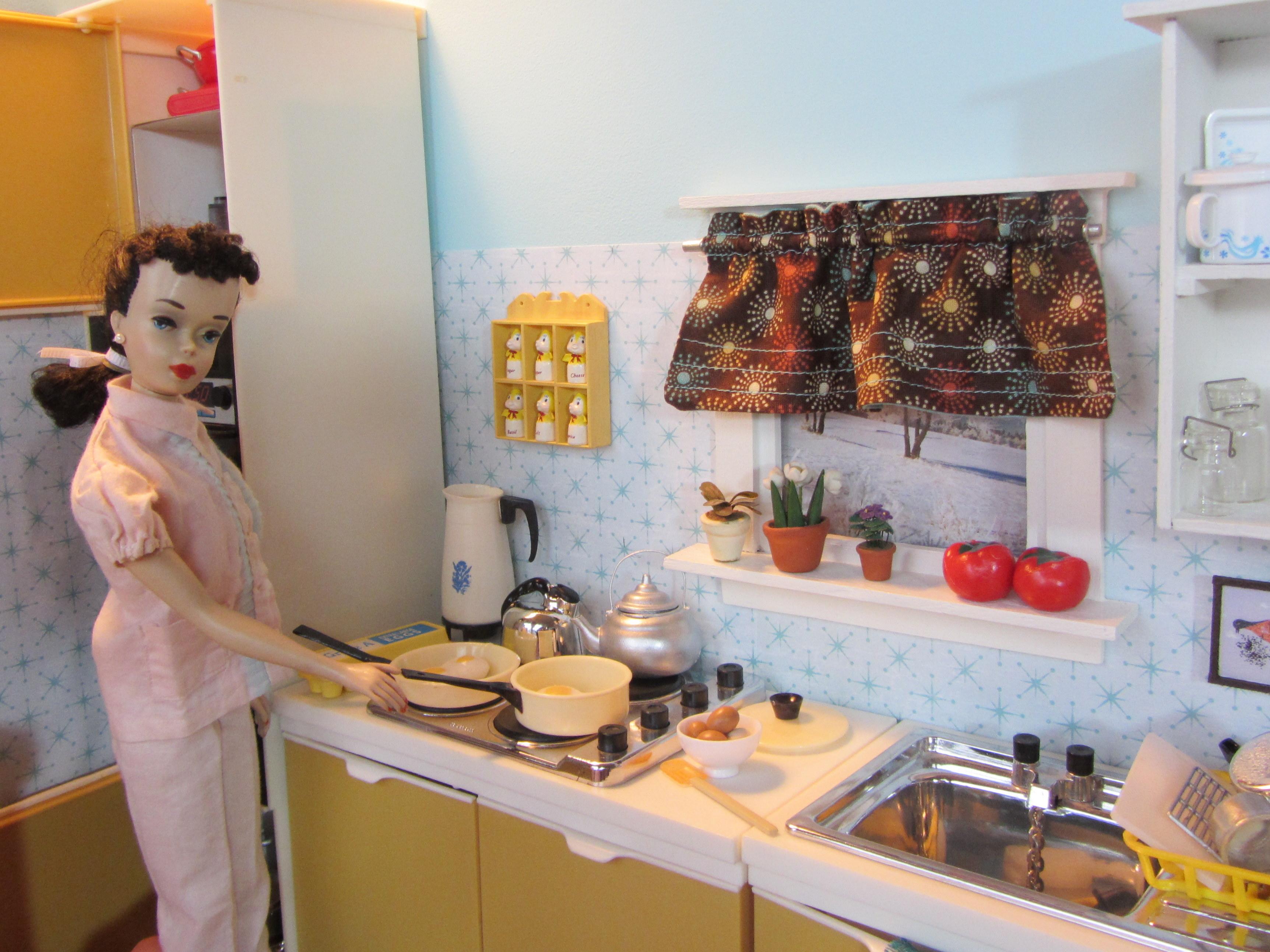 Papel De Parede Comida Ovos Tomates Janela Quarto Cozinhar