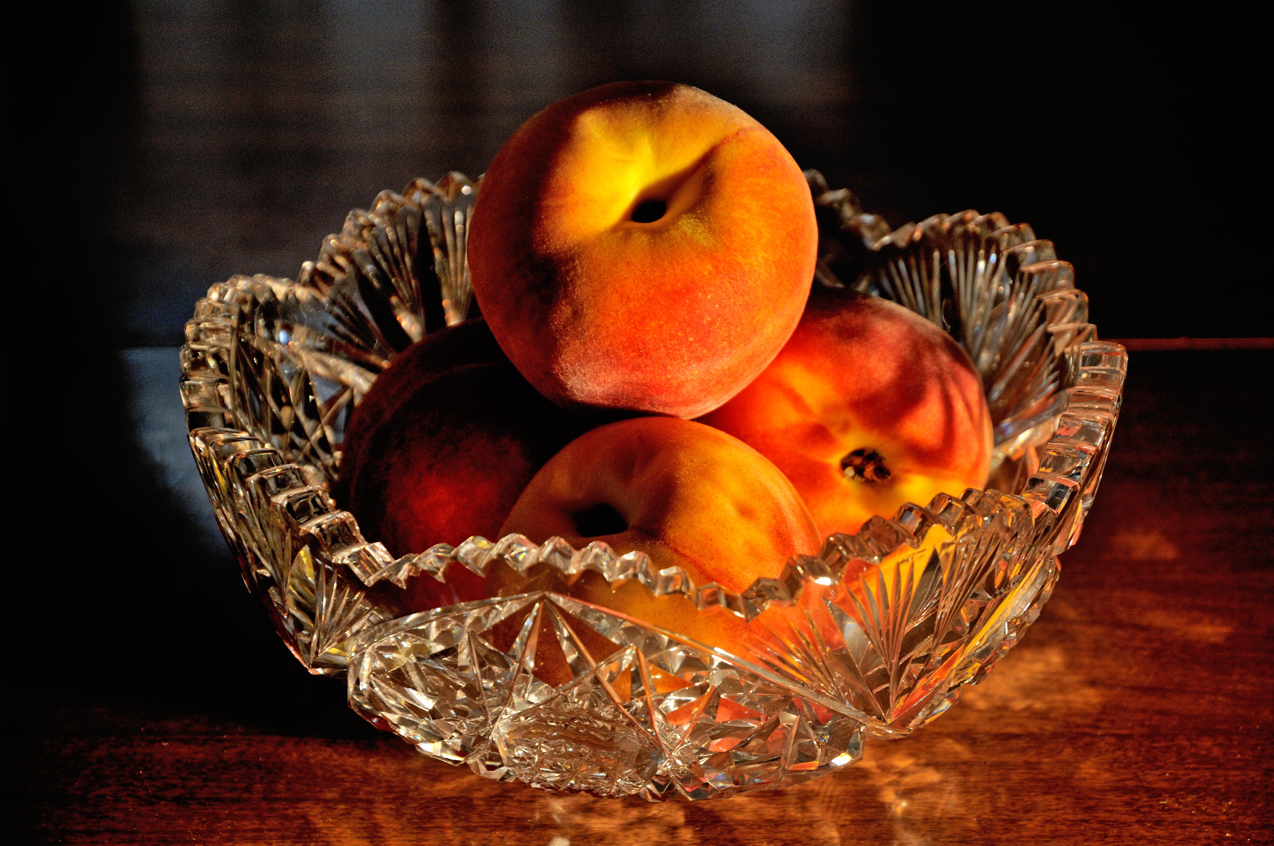 картинки хрустальные фрукты пока