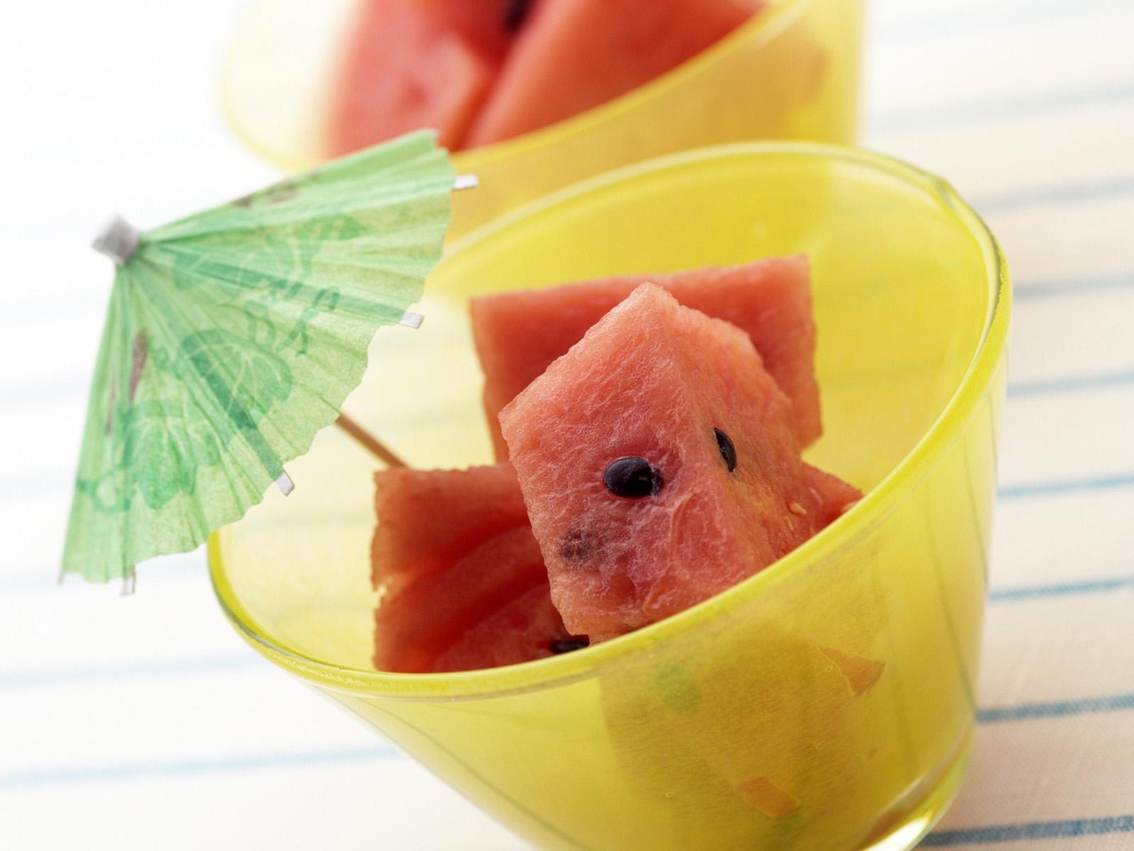 fond d'écran : aliments, fruit, dessert, smoothie, melon, pastèque