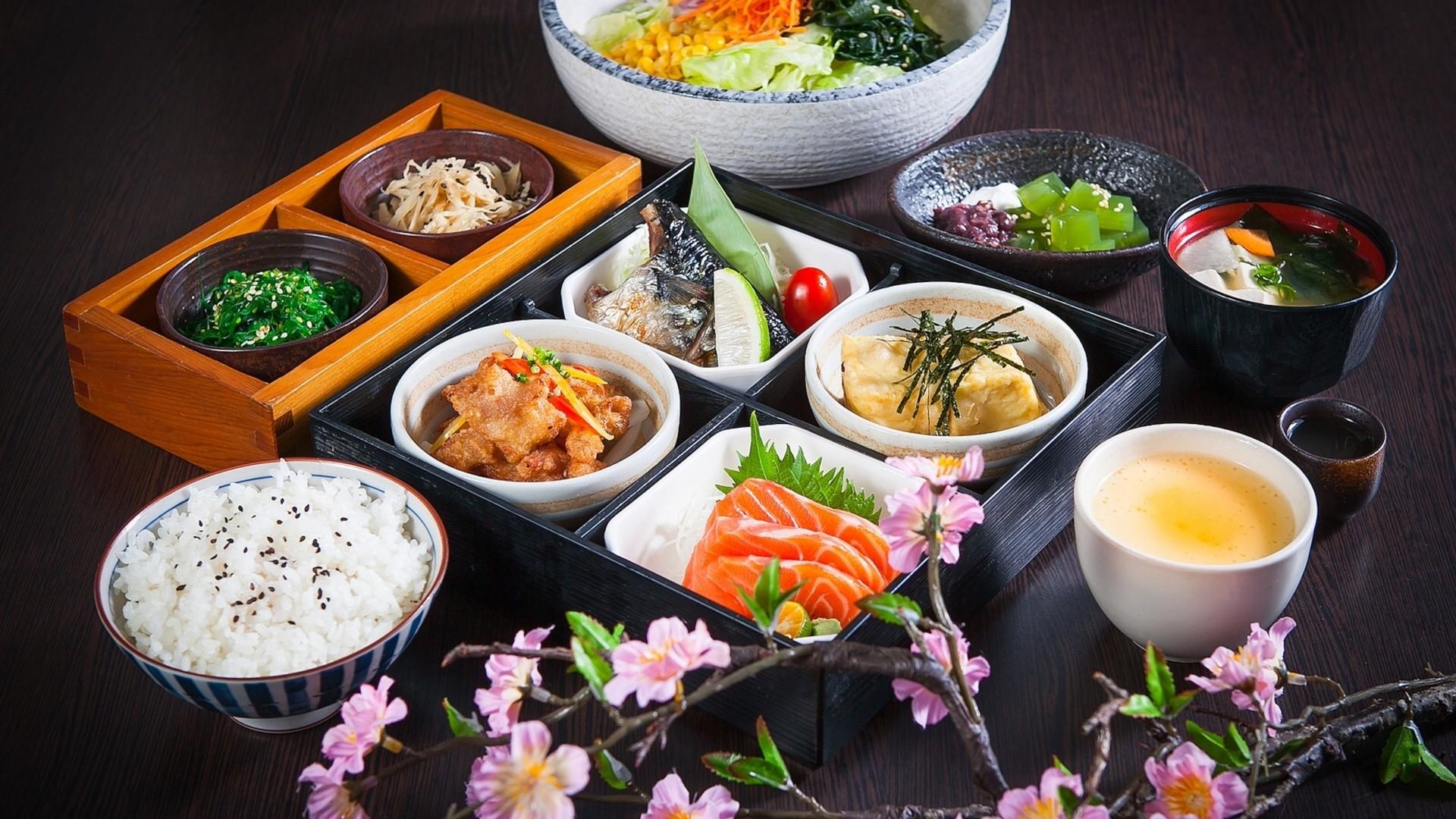 Wallpaper Lunch Rice Meal Cuisine Buffet Dish Asian