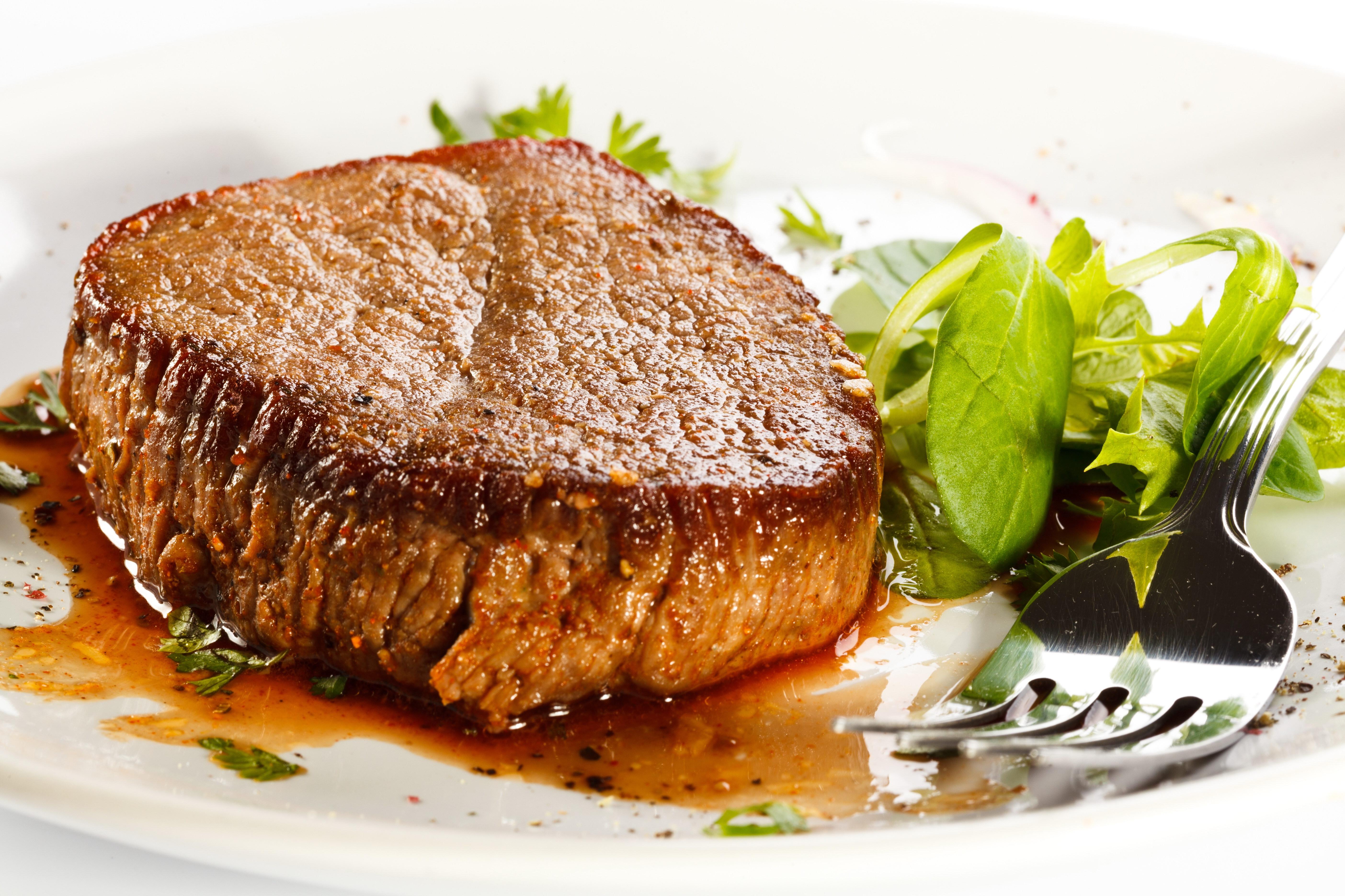 Hintergrundbilder : Fleisch, Fisch, Gabel, Teller, Steak, Küche ...