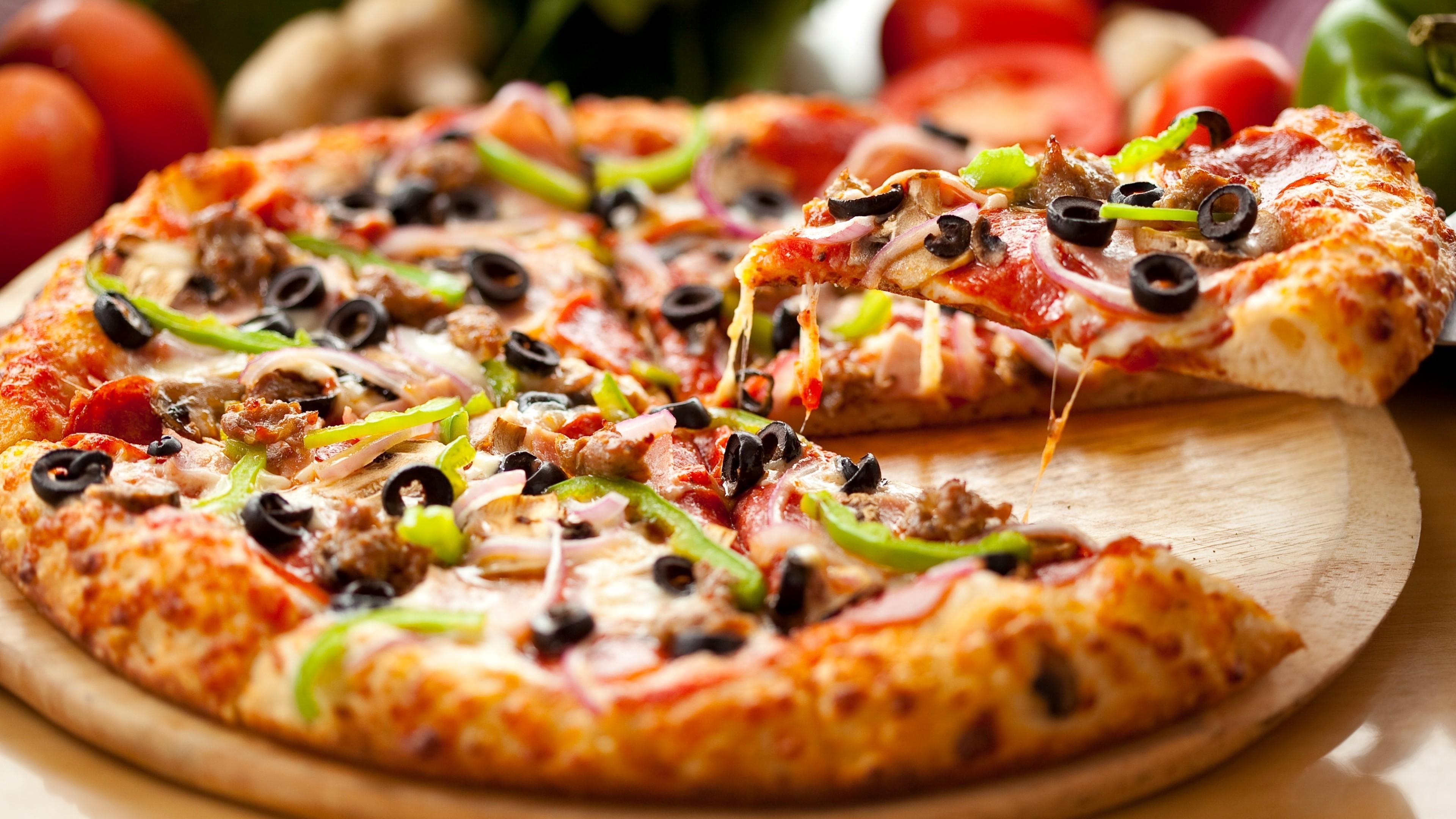 food meat pizza cuisine dish produce salt cured meat italian food european food pizza cheese tarte