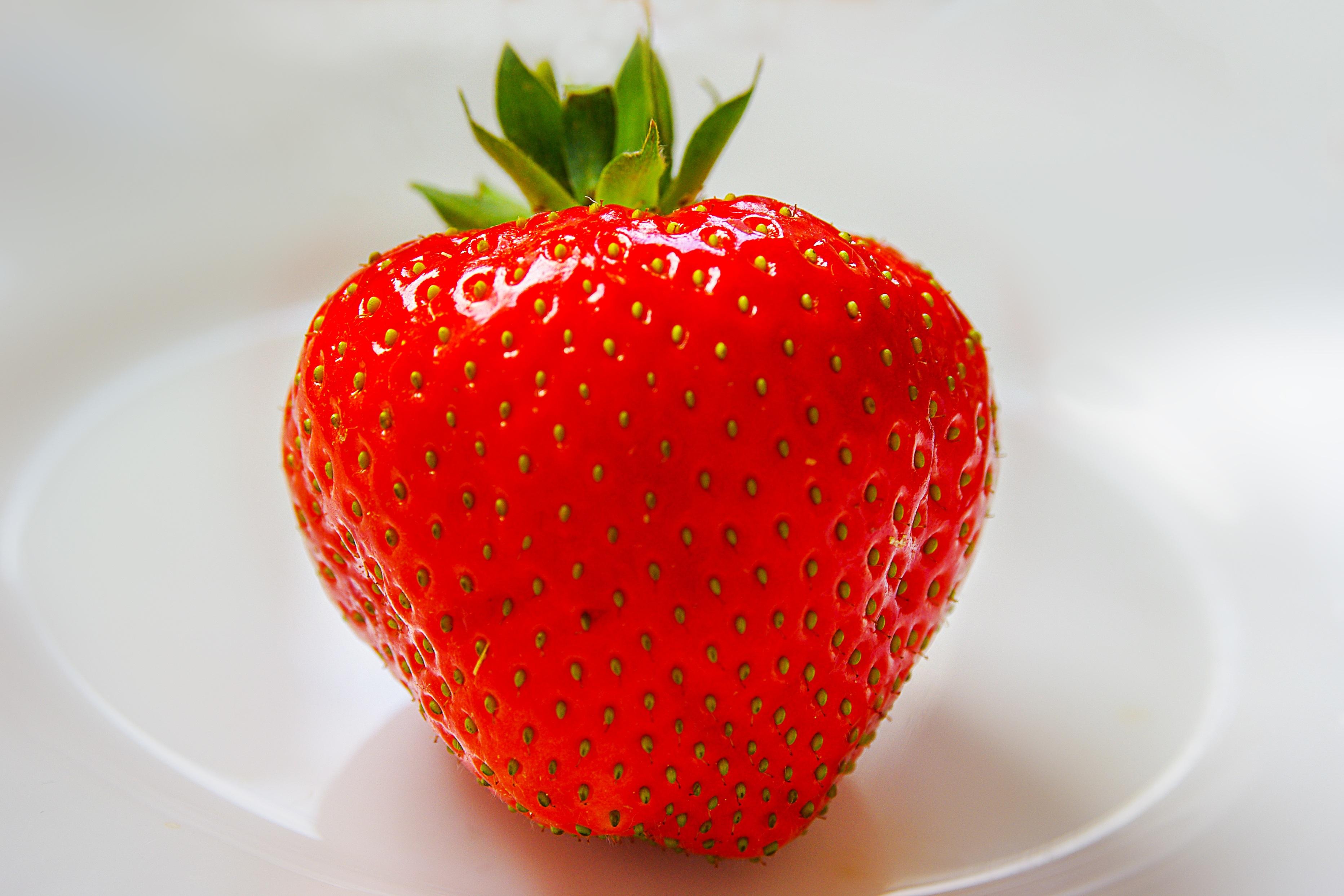 Картинка ягод клубники