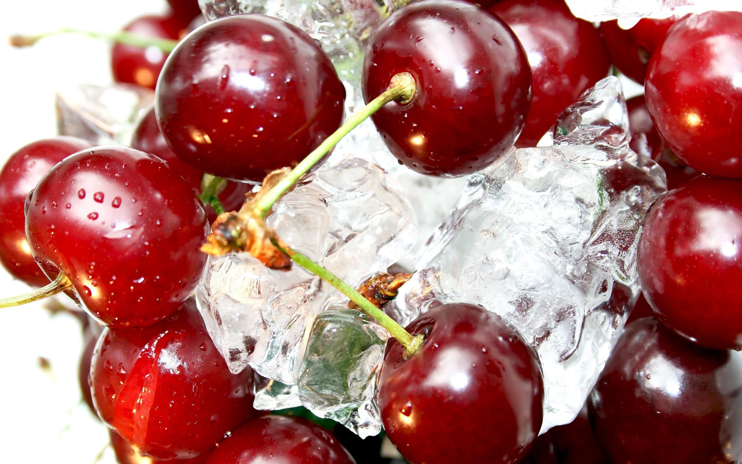 Обои ice, ягода, обои, Вишня. Еда foto 11