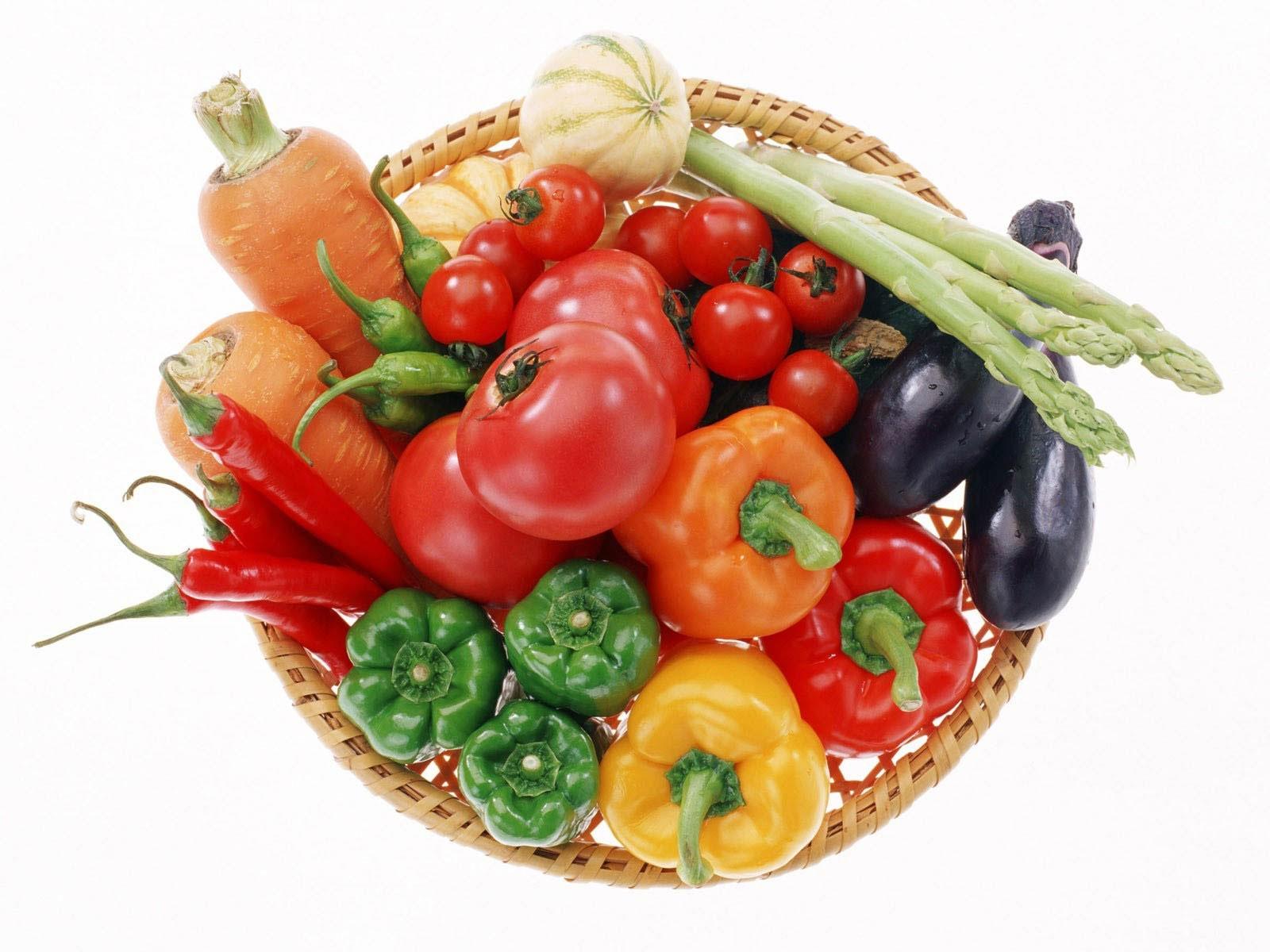 Как сделать узоры из овощей