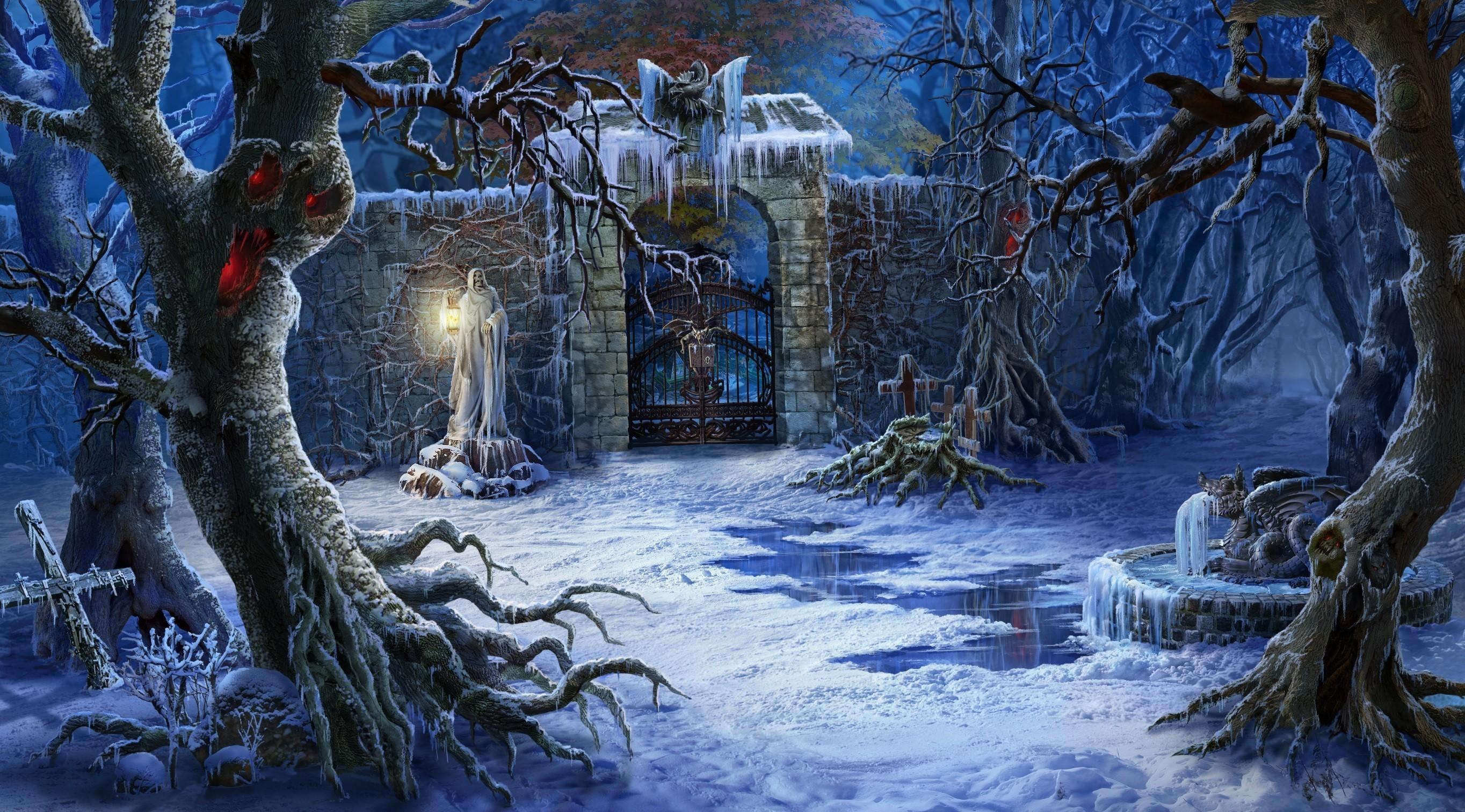 выпускного утренника лес зимой и сказка фэнтези фото всего