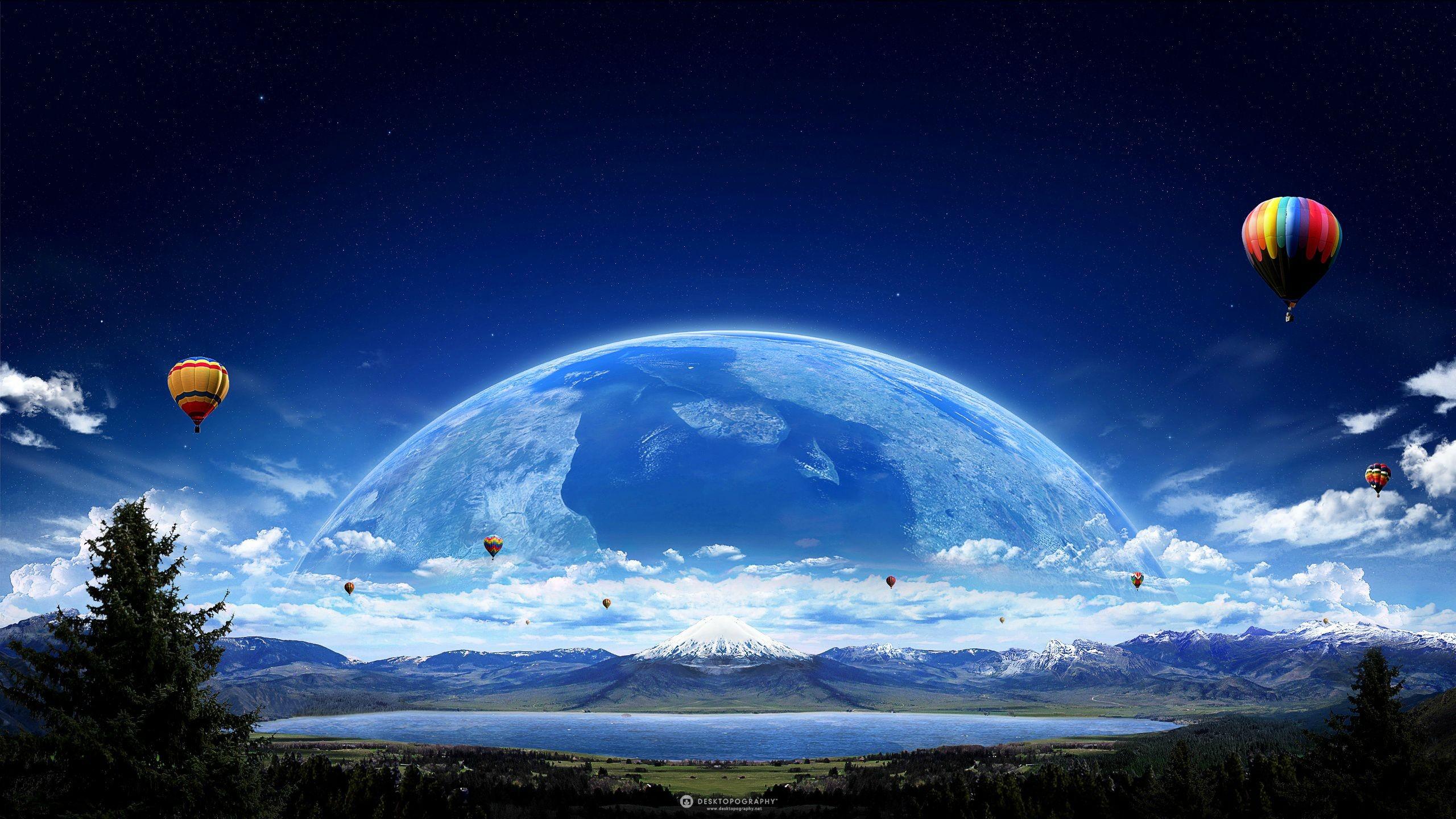 фото с земным шаром в облаках номенклатура разными