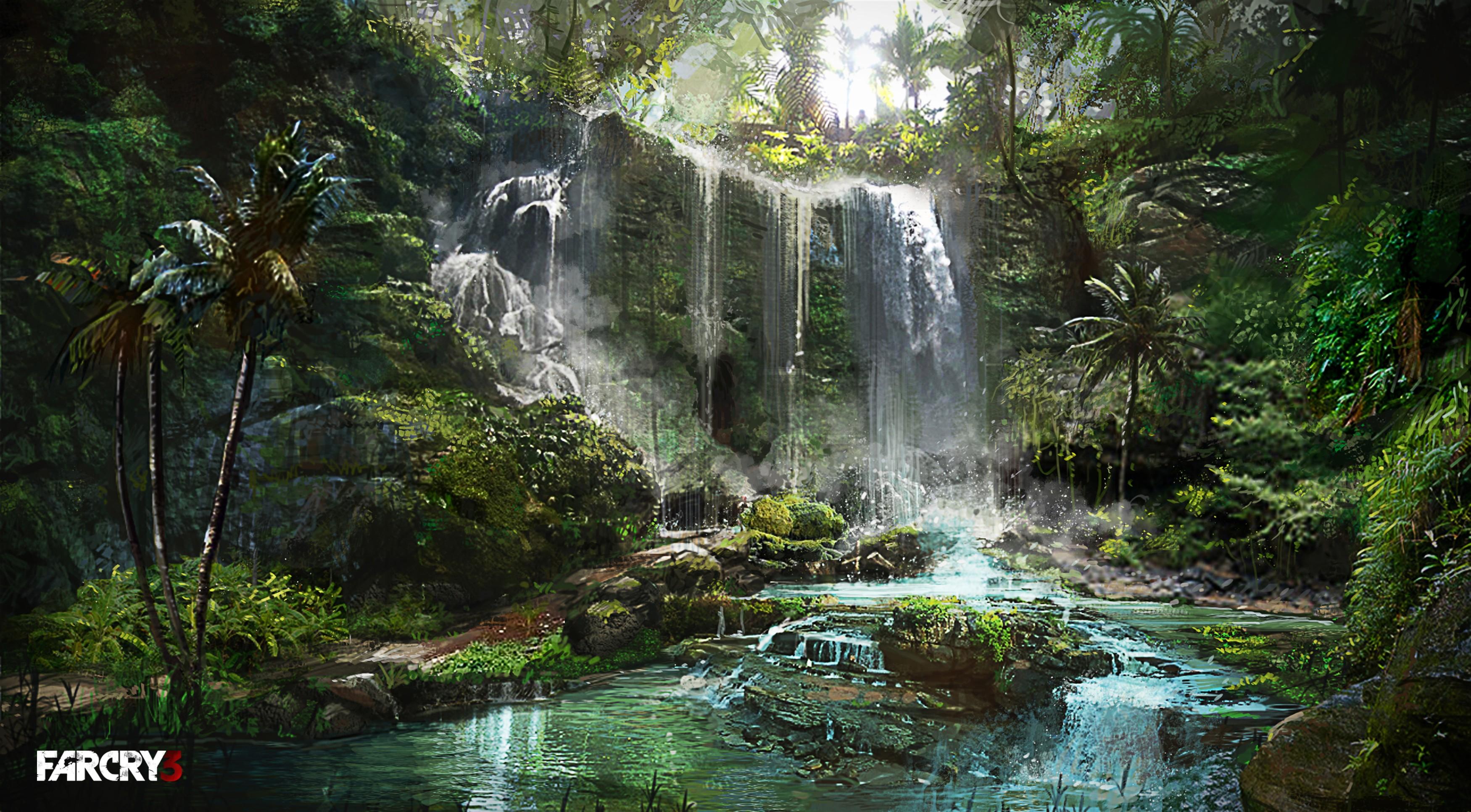 Jungle Stream Deutsch