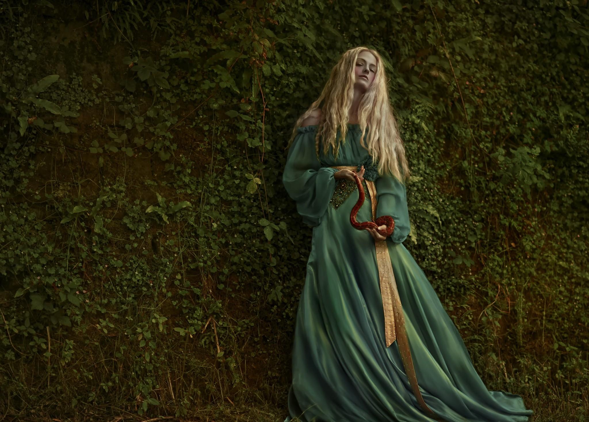 картинки лесных ведьм всего