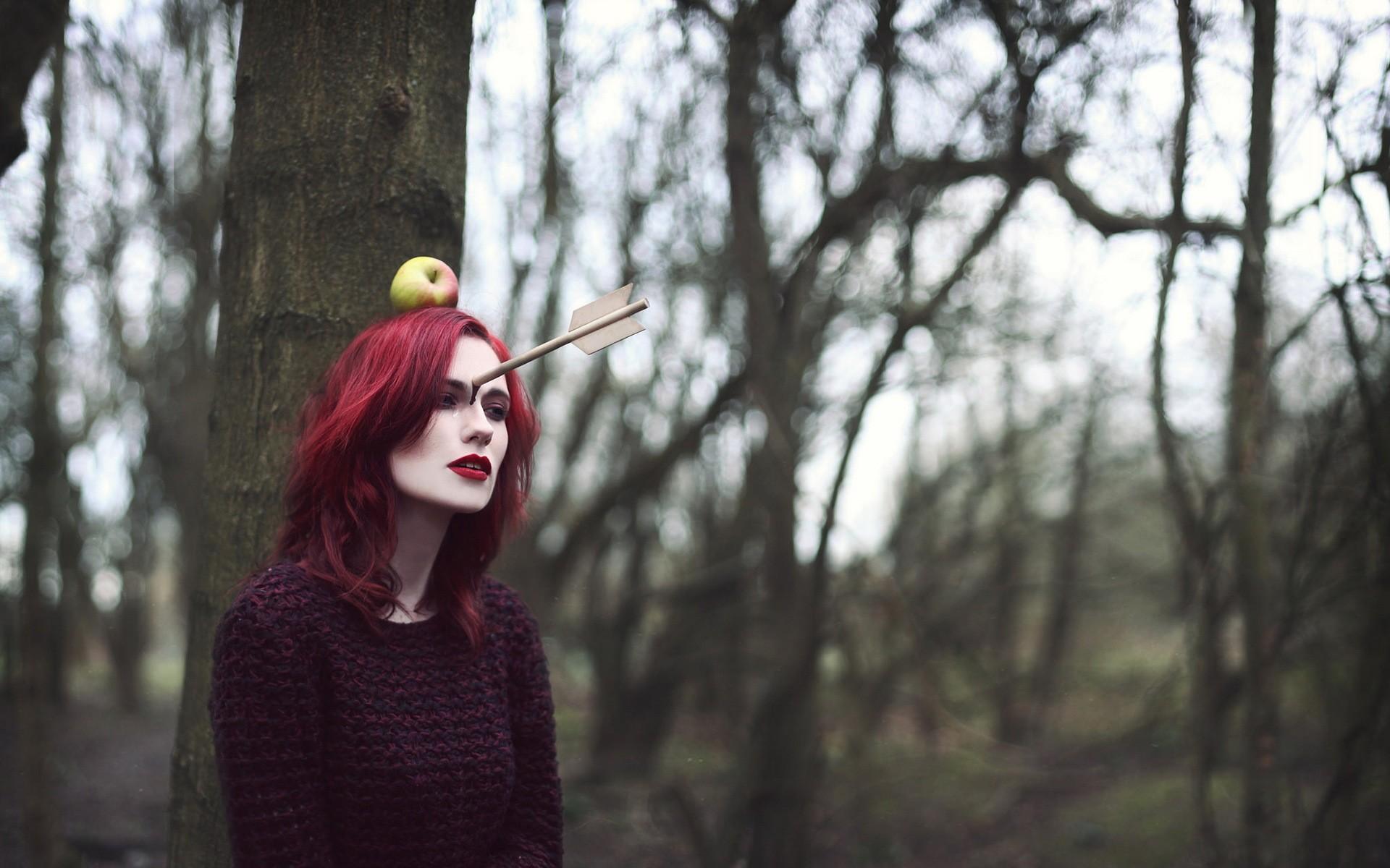 виды яблоко на голове картинки для театральных выступлений