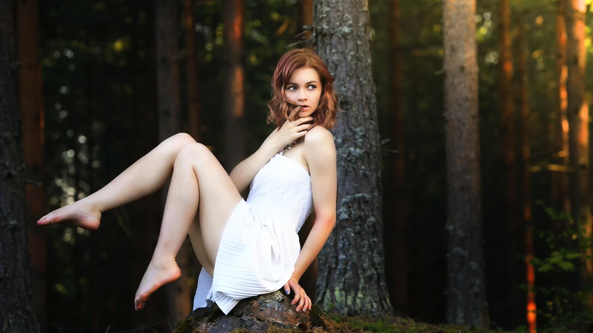 rizhaya-golaya-na-prirode