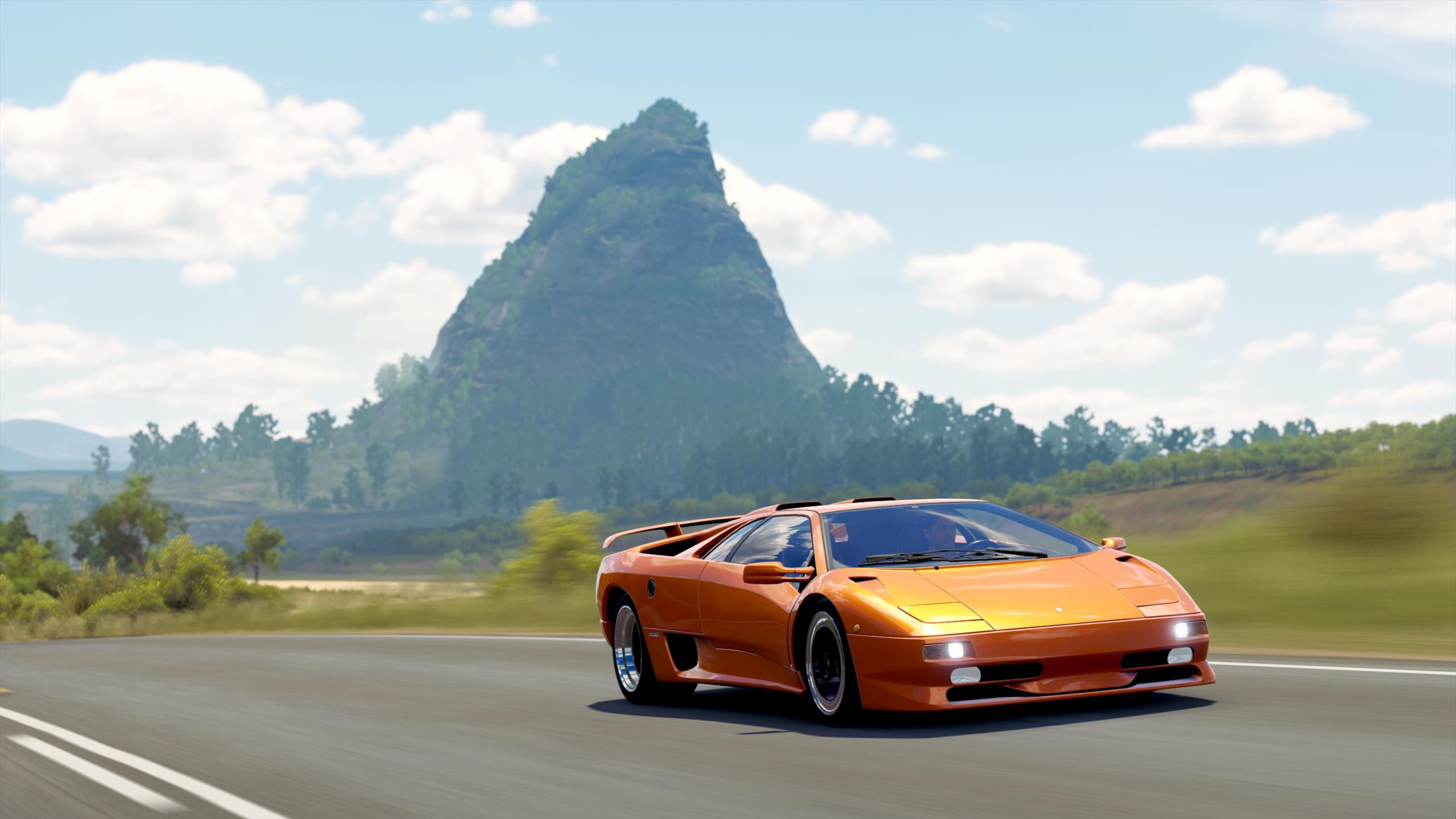 Forza Horizon 3 Car 2k Lamborghini Diablo Sv Video Games