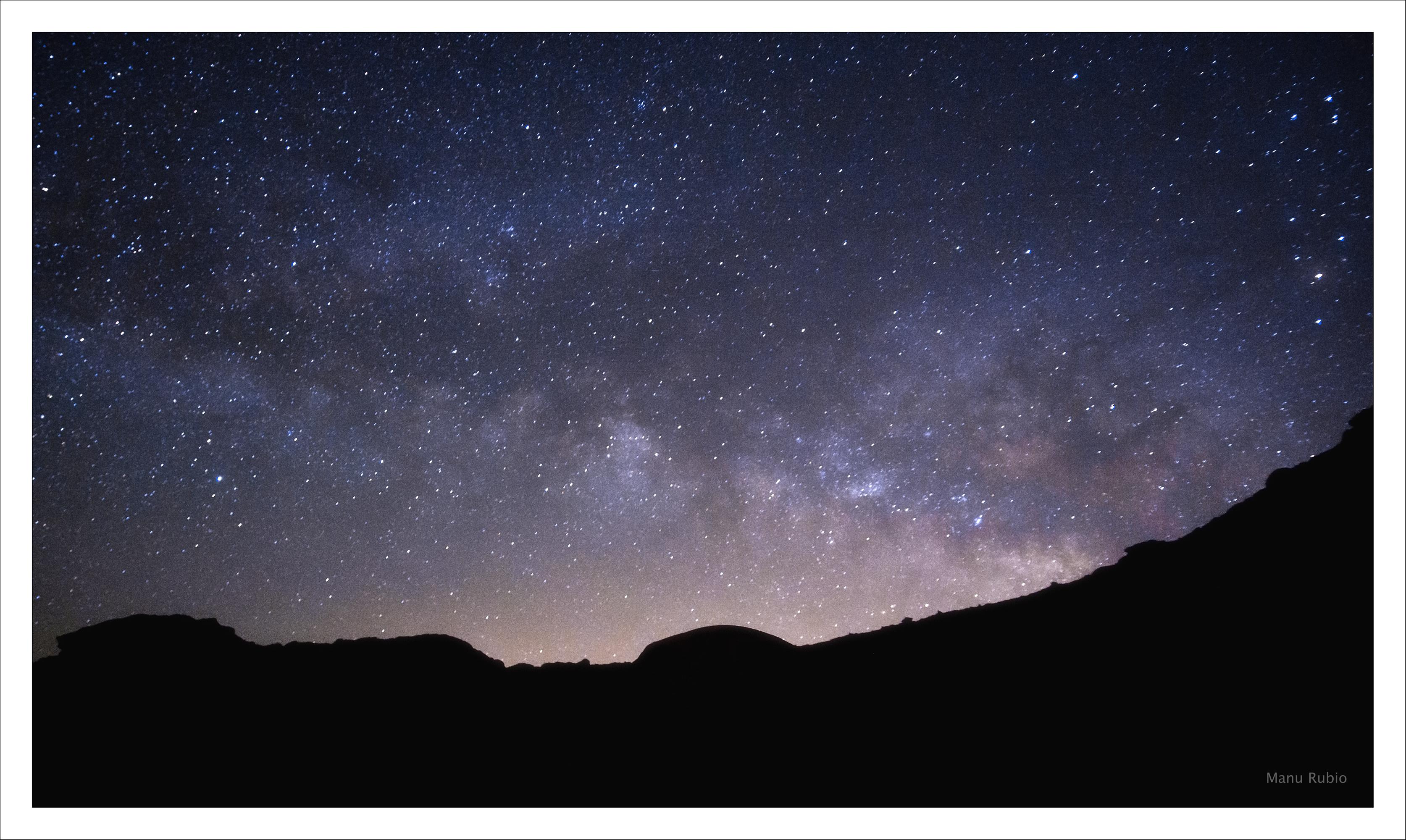 фото звездного неба настройки которые