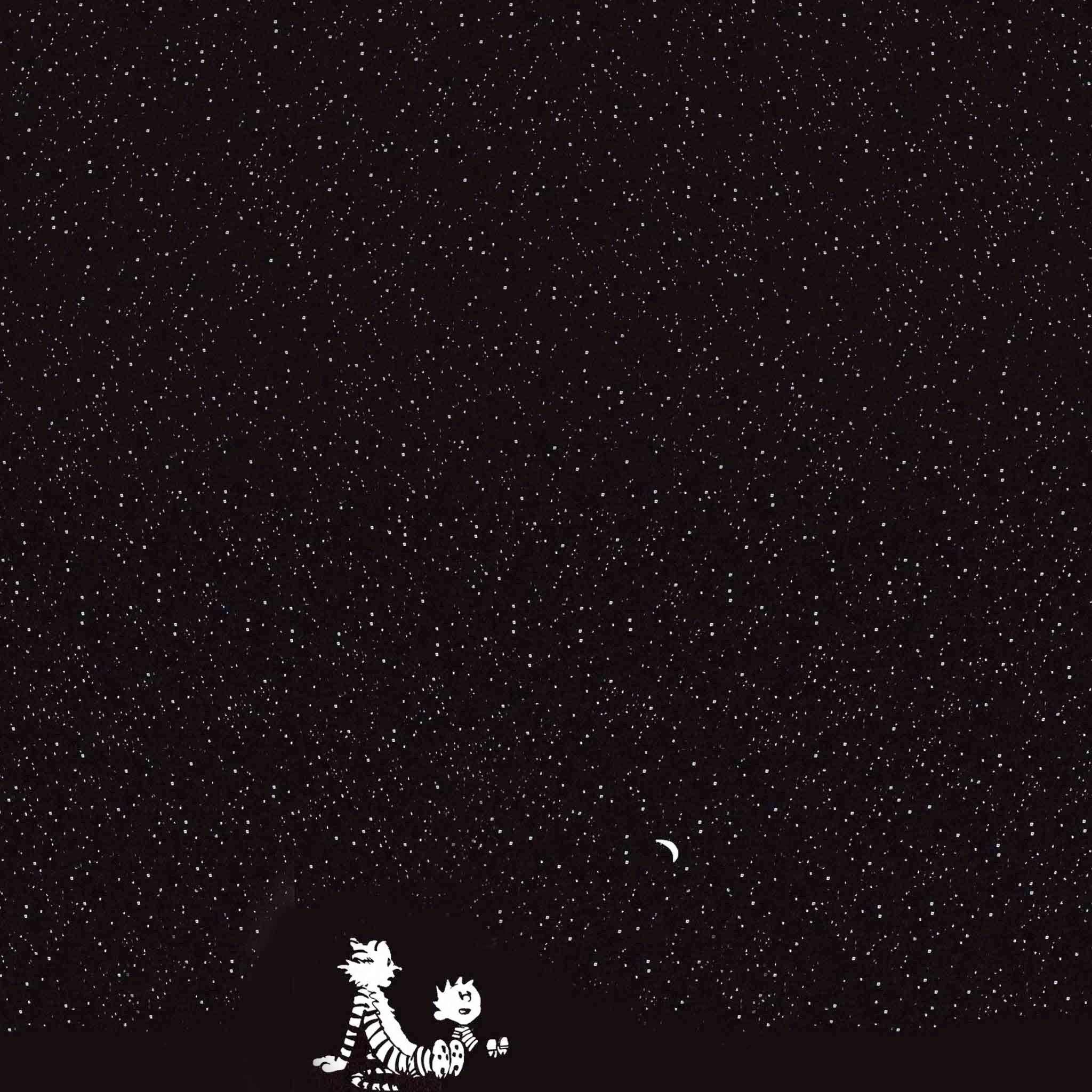 Wallpaper Galaxy Stars Astronomy Constellation Calvin