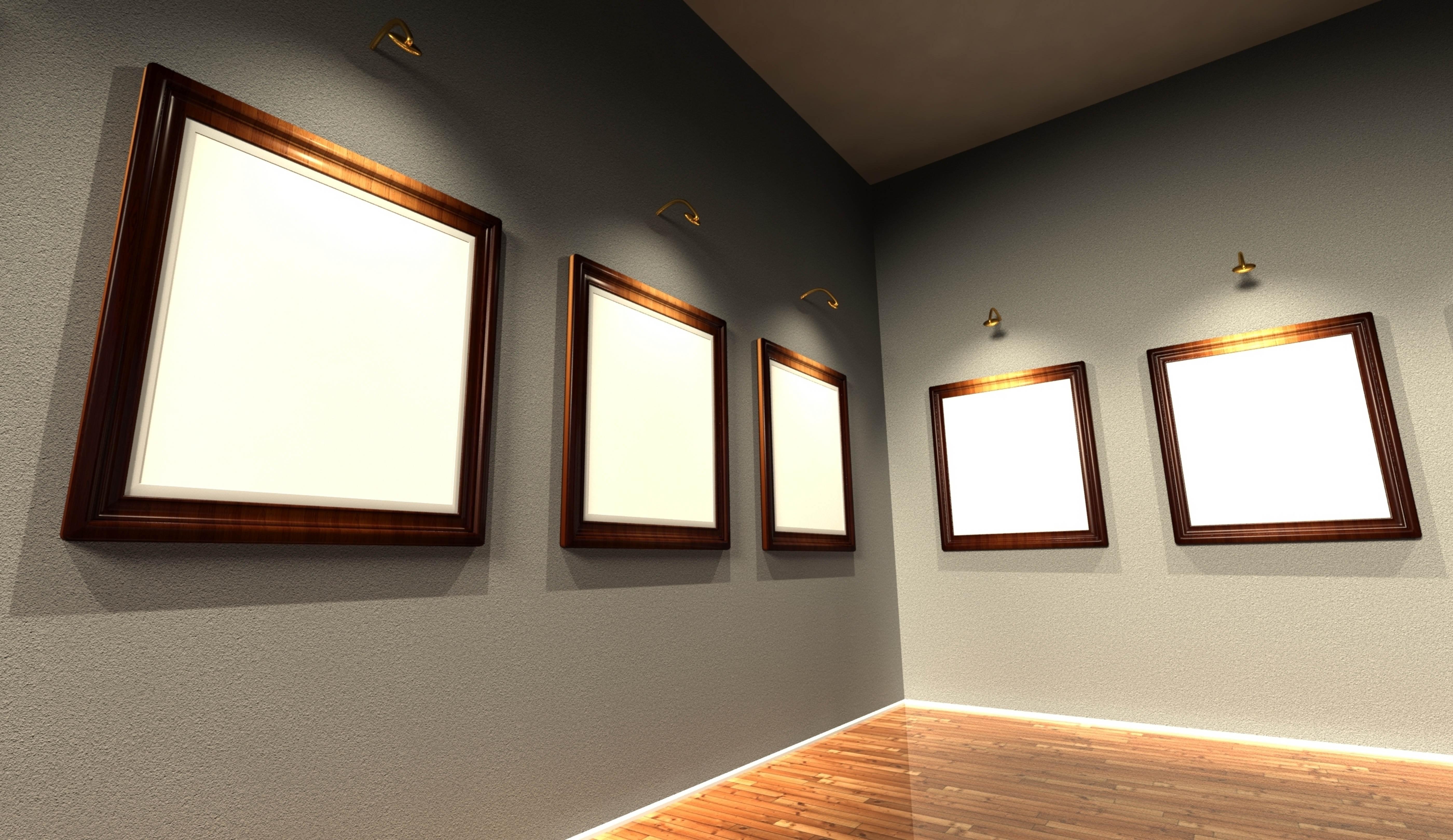 Рамки на фото для галереи