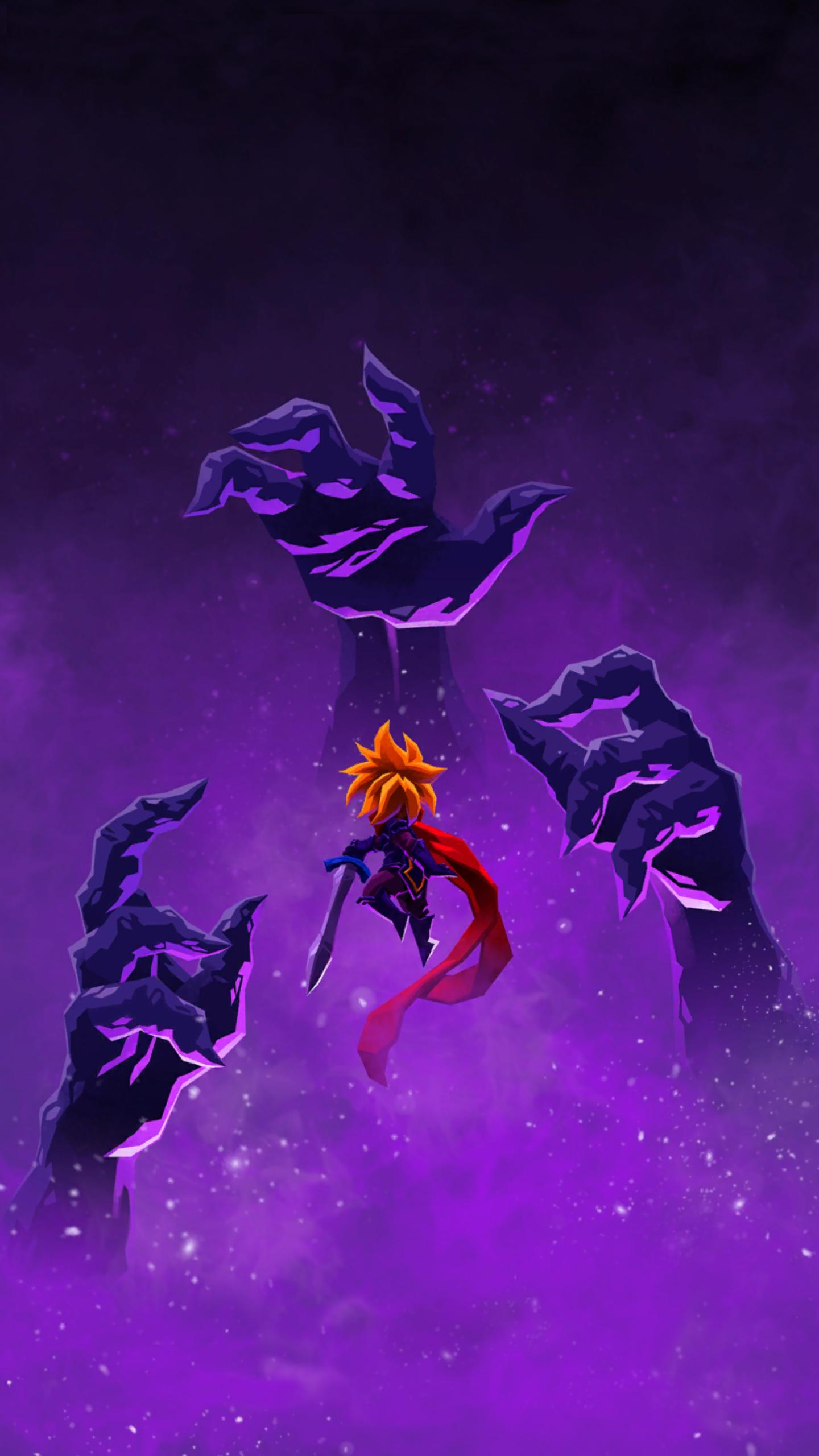 デスクトップ壁紙 ゲームアート 紫色の背景 1440x2560 Thearisen デスクトップ壁紙 Wallhere