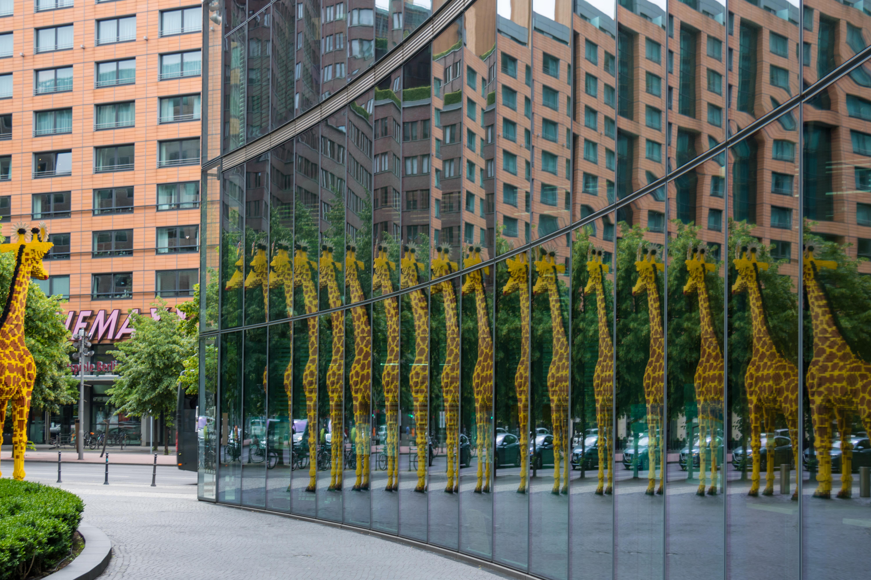 Hintergrundbilder Garten Stadt Betrachtung Wolkenkratzer