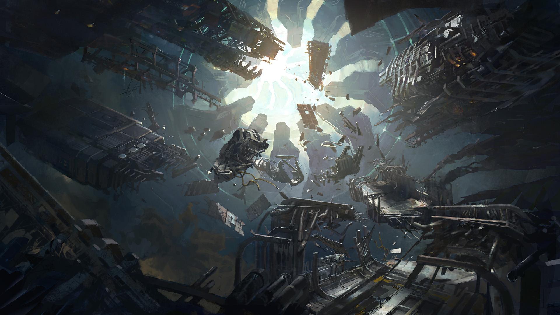 Wallpaper Geometry Lemma Assassin S Creed Dead Space