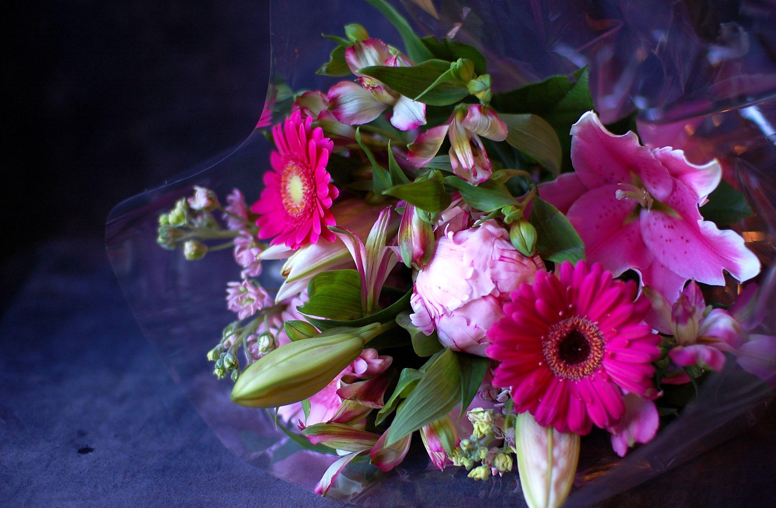 Красивейшие букеты цветы фото высокого разрешения