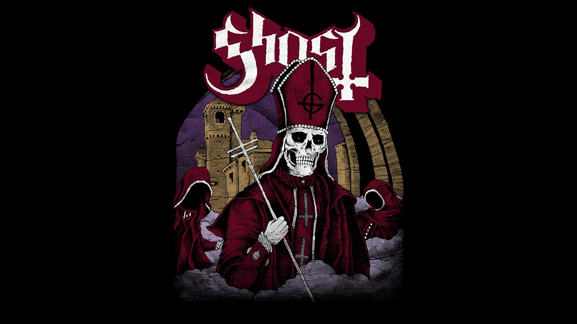 Ghost B C Papa Emeritus