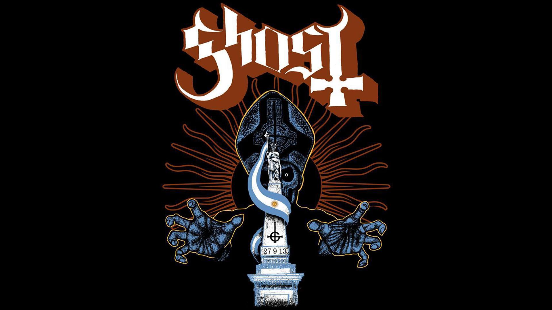 Wallpaper Ghost Ghost B C Papa Emeritus 1920x1080