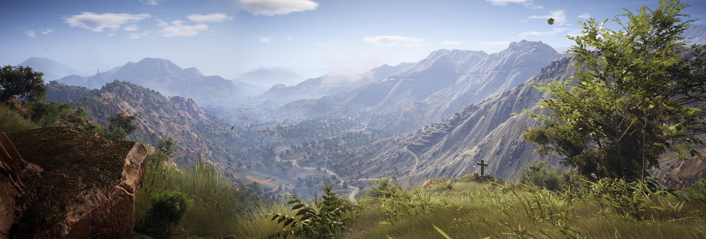 Wallpaper Ghost Recon Wildlands Ubisoft Video Game