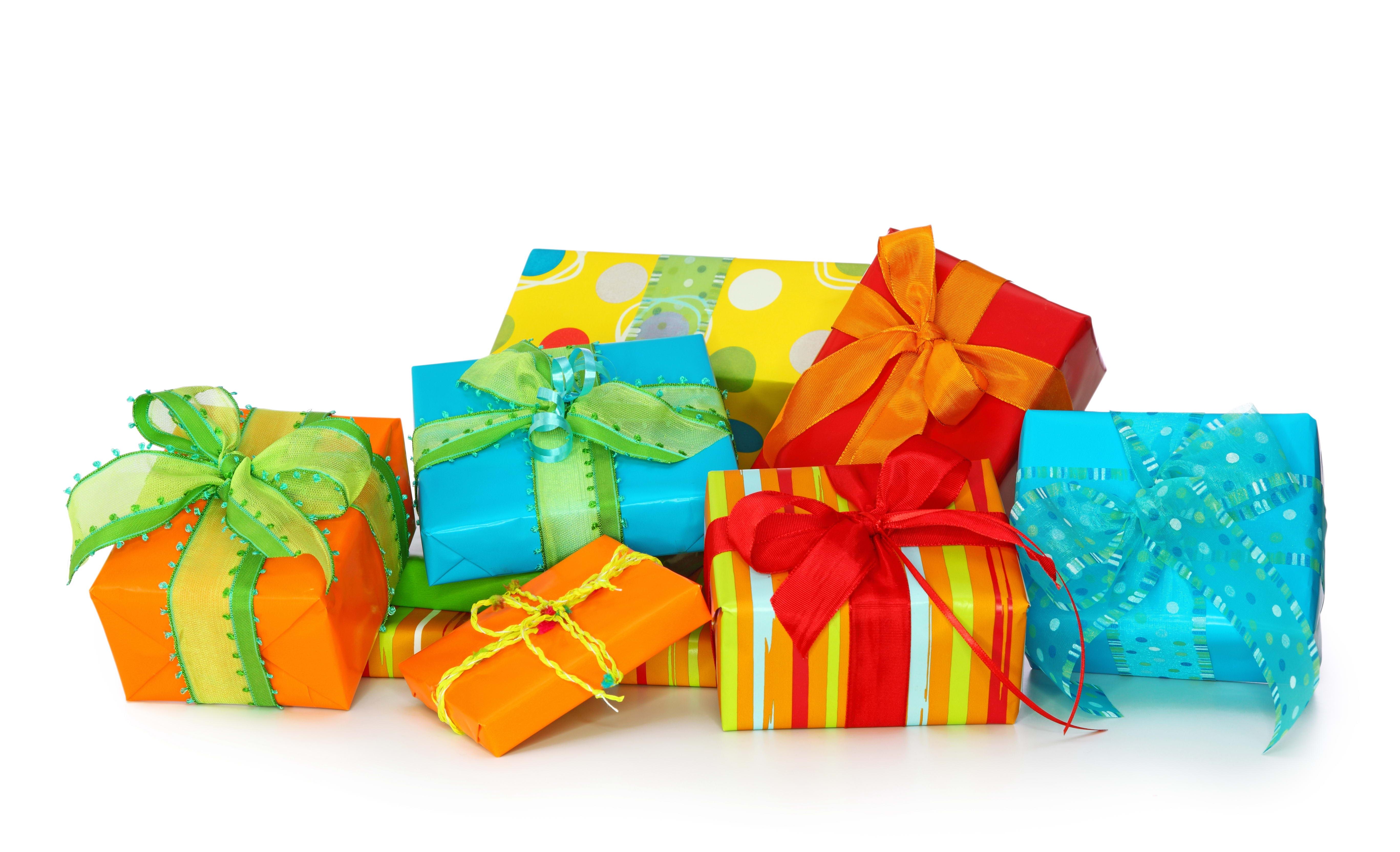 Wallpaper gift box bow ribbon white background 5468x3328 gift box bow ribbon white background negle Gallery