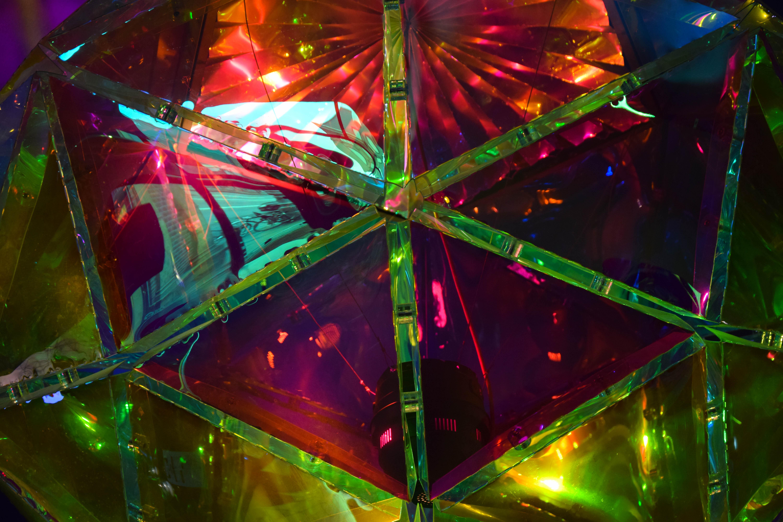 Wallpaper : green, glass, kaleidoscope, christmas lights, light ...