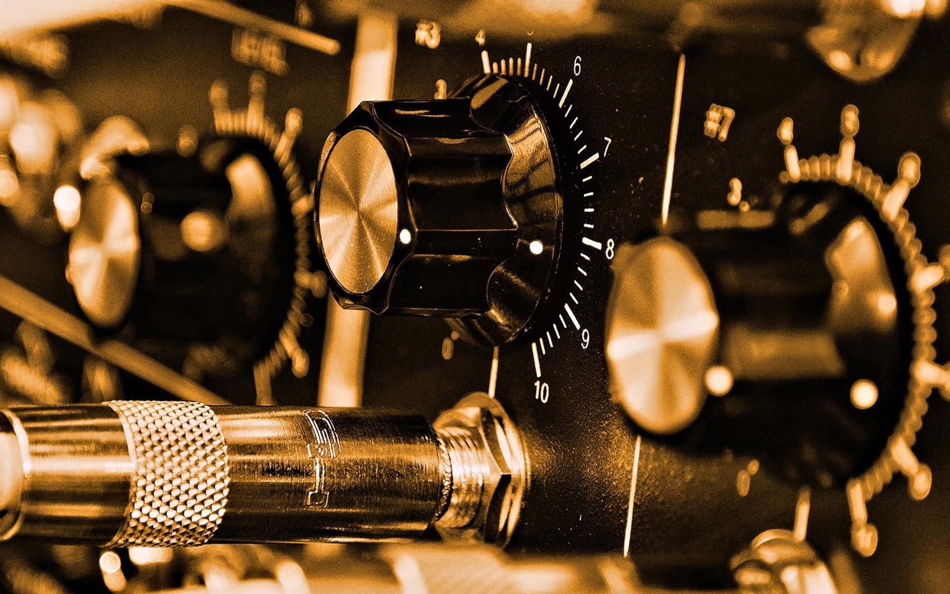 デスクトップ壁紙 ギター 楽器 写真 音楽 セピア 金属 ドラム