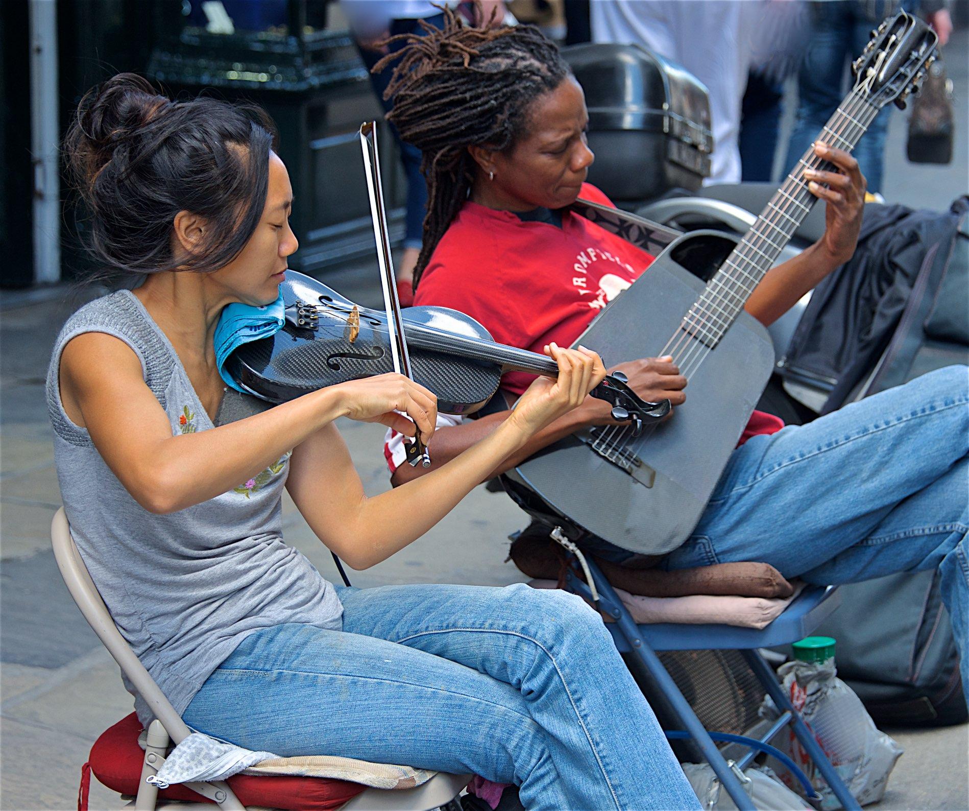 Wallpaper Guitar Musical Instrument Sitting Music Musician