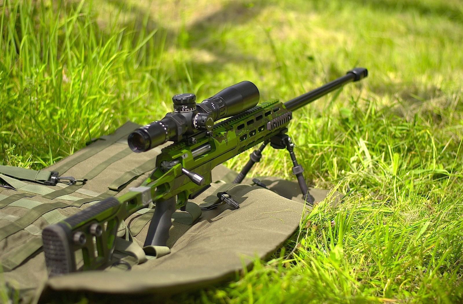Снайперское оружие в картинках