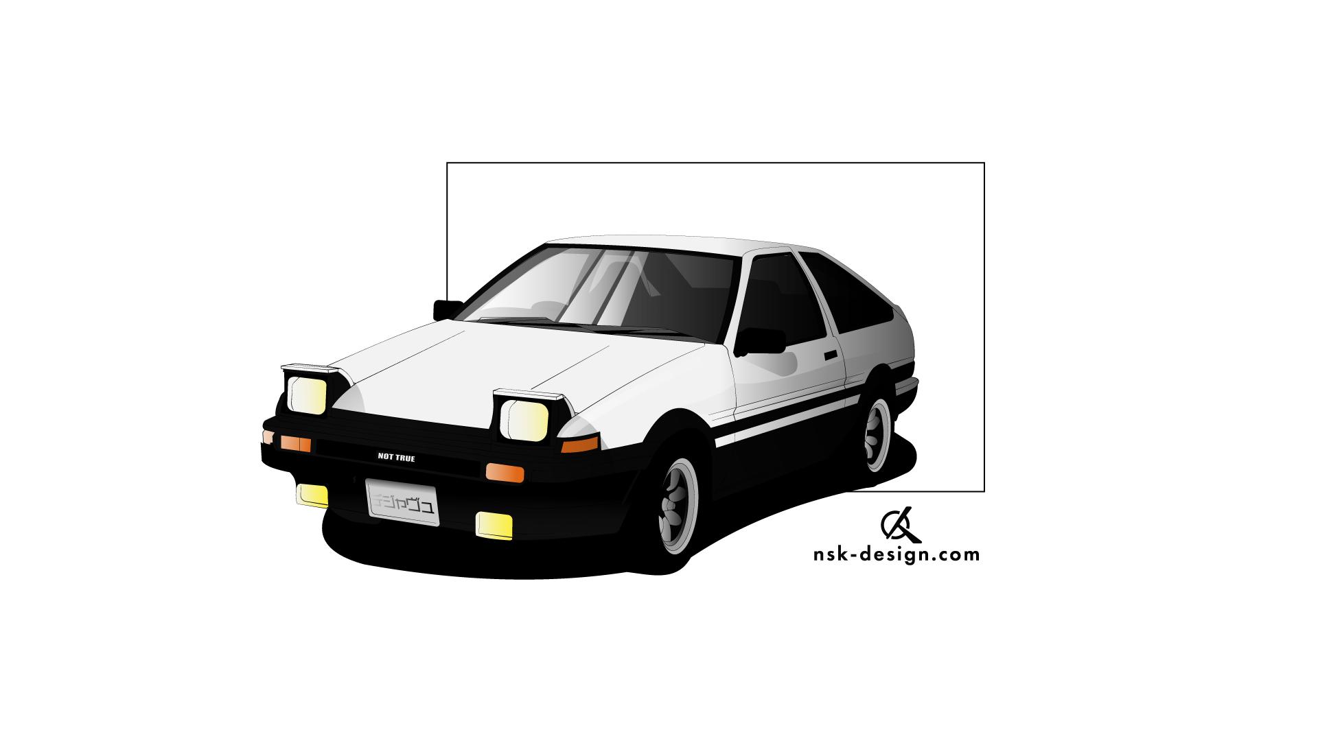 Hachi roku toyota ae86 toyota jdm japanese cars japan drift drifting ae86 trueno