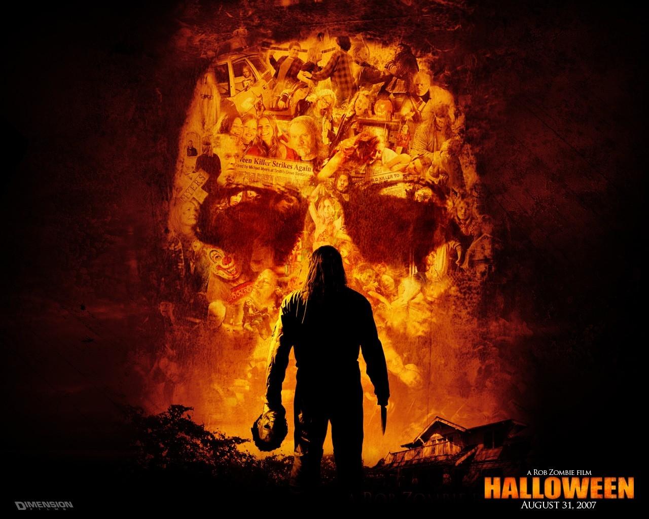 Wallpaper : halloween 2, Killer, maniac, death, fear 1280x1024 ...