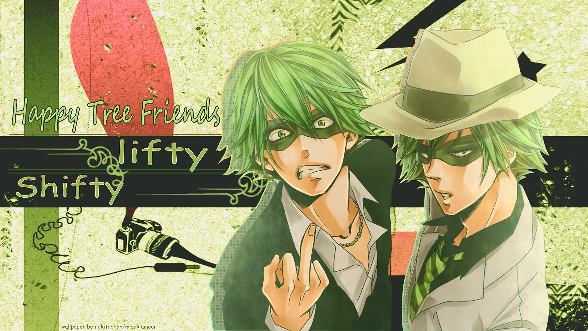 Wallpaper Happy Tree Friends Anime 1920x1080 Mellowei 1319403